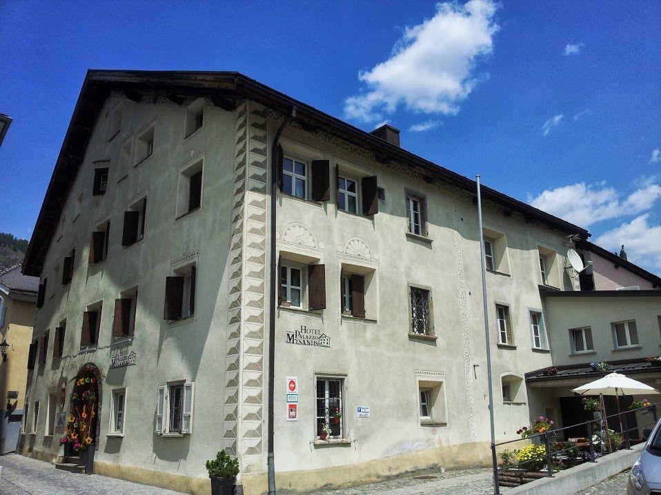 Hotel Palazzo Mÿsanus