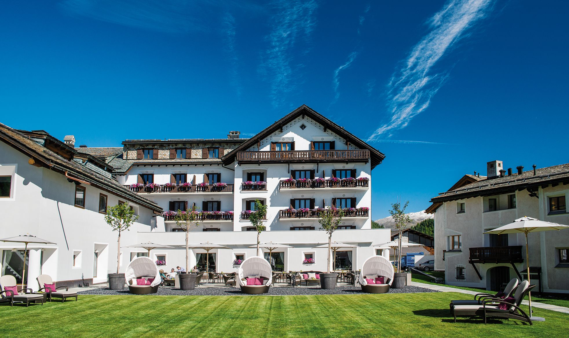 Hotel Giardino Mountain