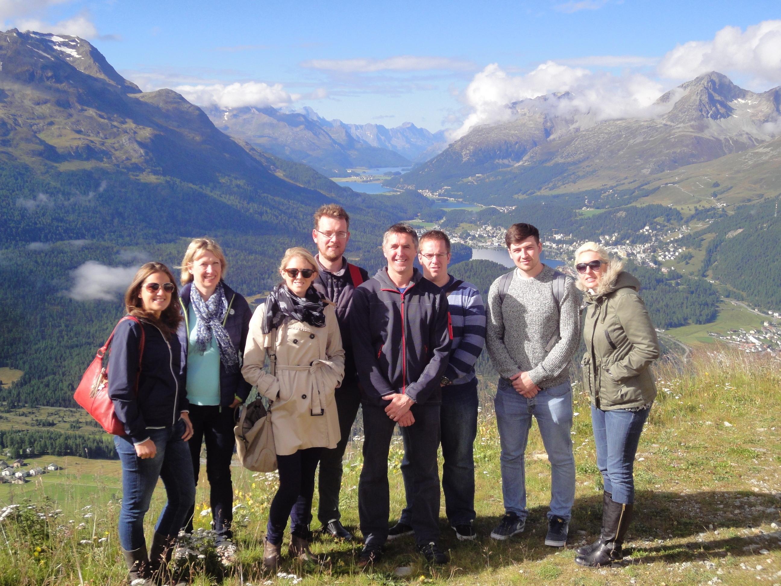 Reiseveranstalter aus UK zu Besuch Slide 1