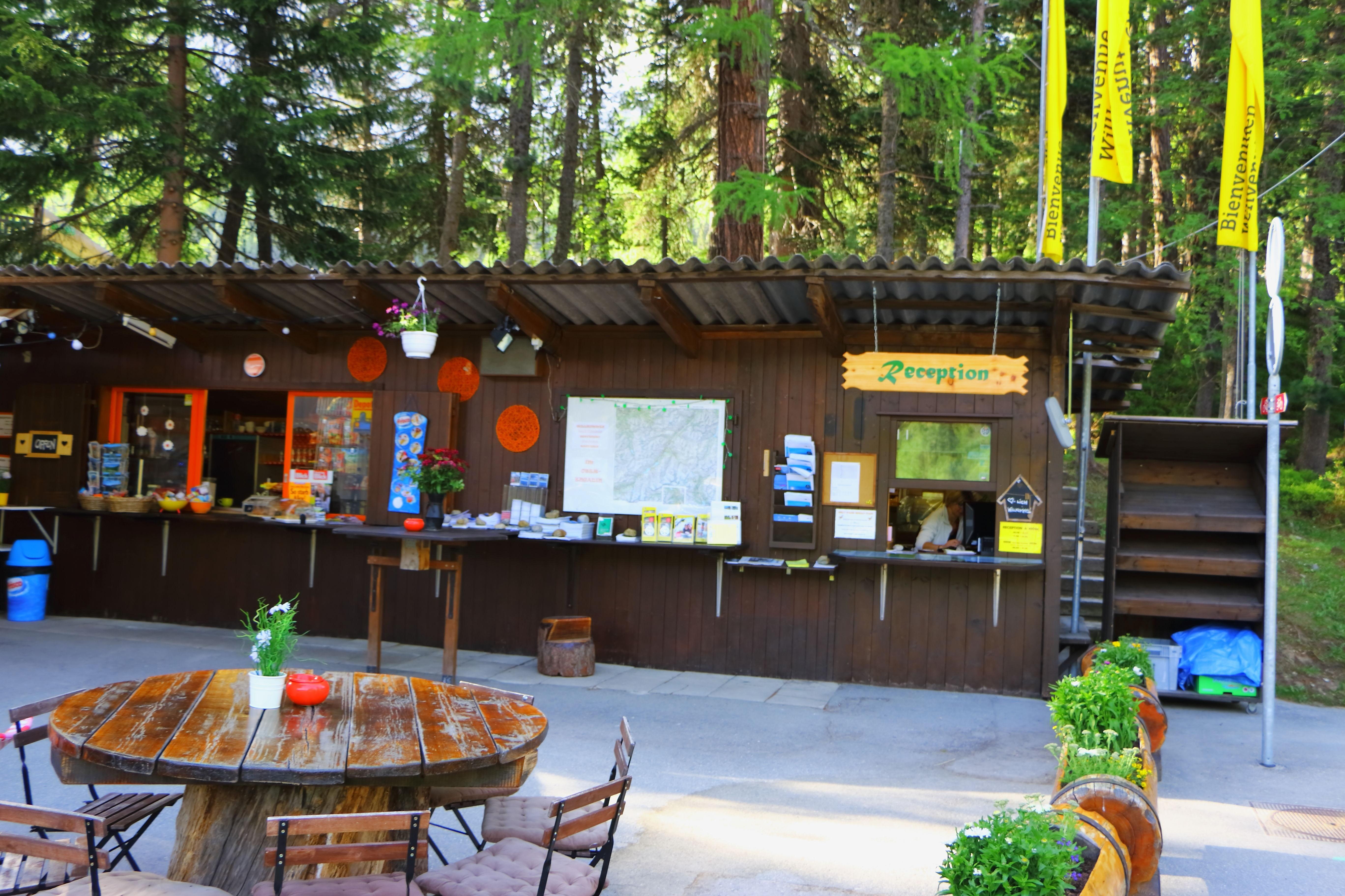 TCS Camping St. Moritz Slide 1