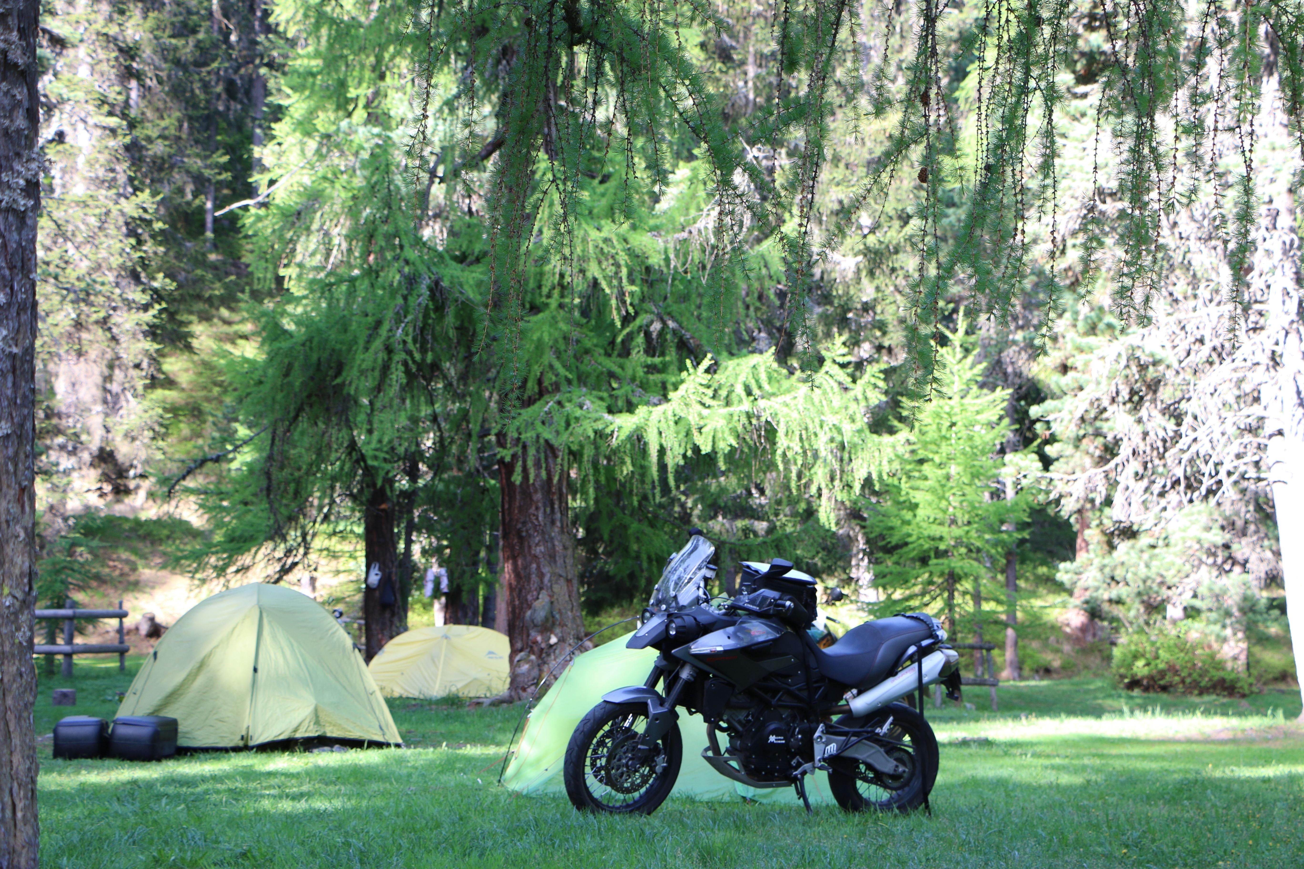 TCS Camping St. Moritz Slide 2