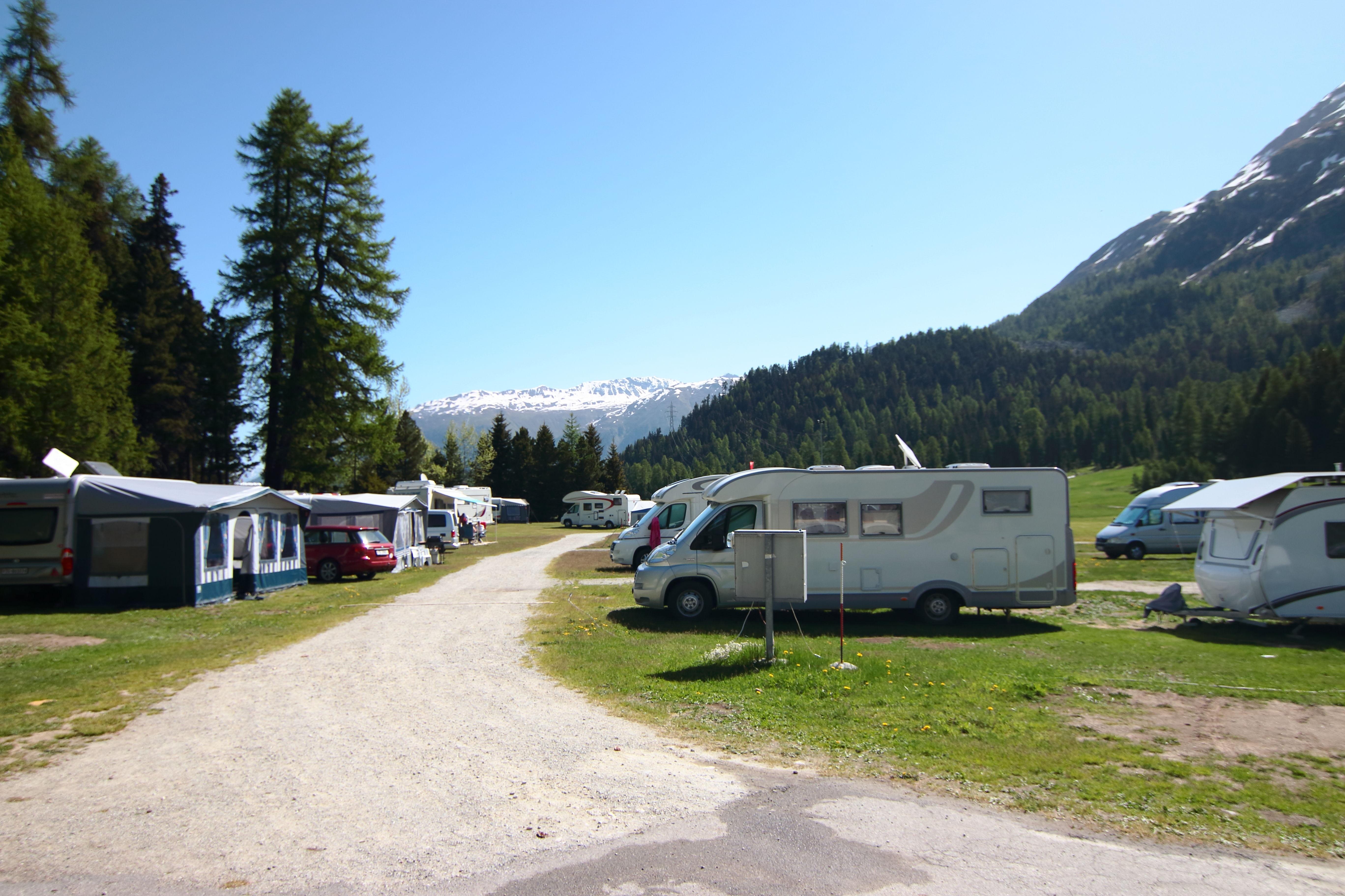 TCS Camping St. Moritz Slide 3