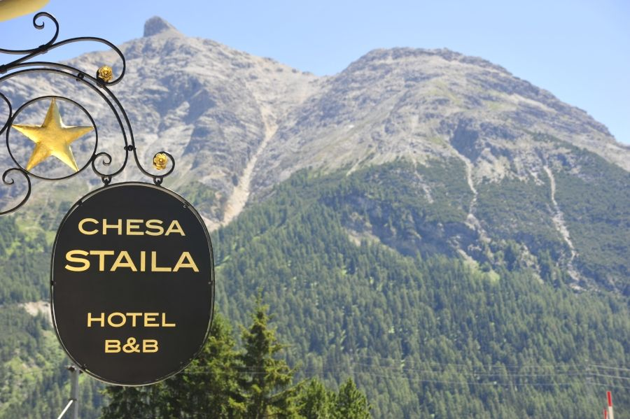 Chesa Staila Hotel - B&B