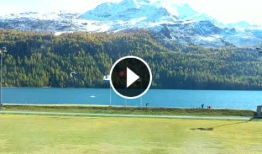 Mulets - Lake Silvaplana