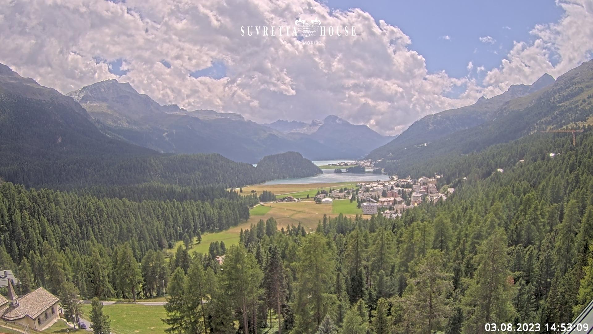 Saint-Moritz - Suvretta, Baby lift