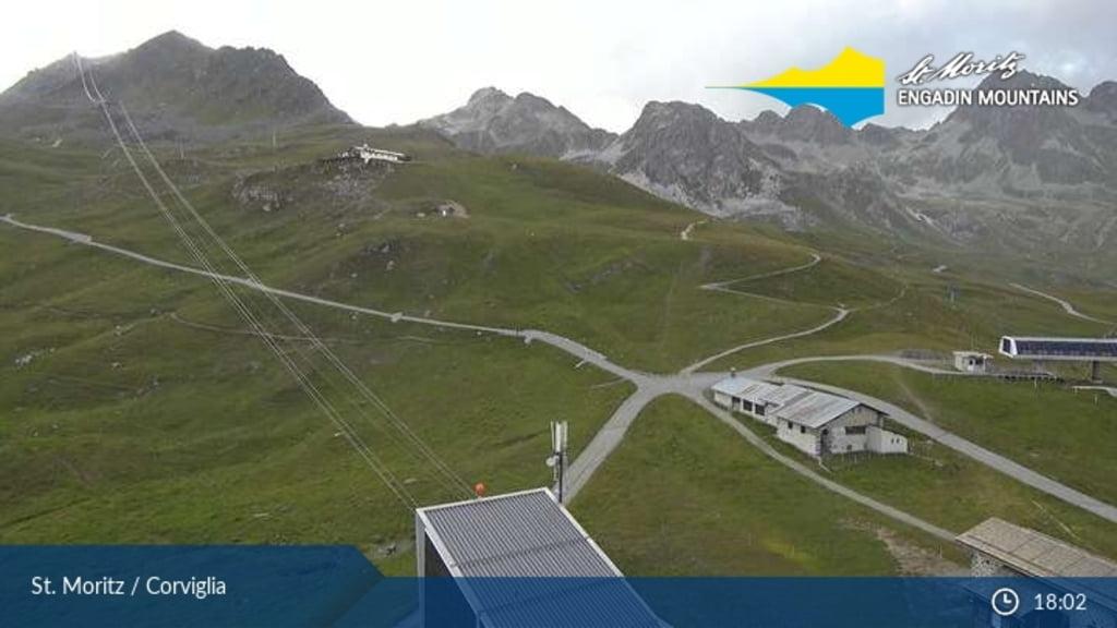 Corviglia Snowpark