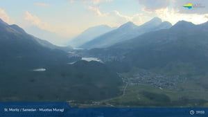 Webcam Engadin