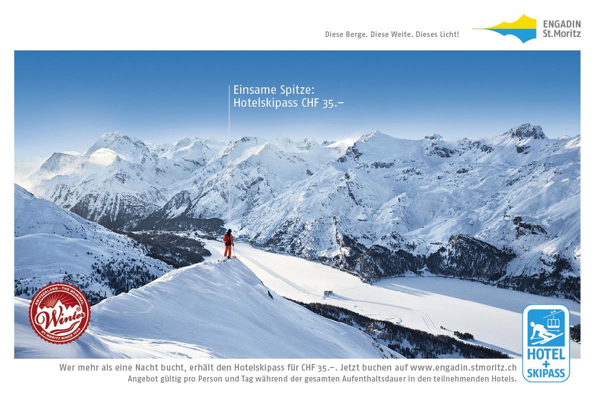 «Hotel und Skipass» - Angebot im Fokus Slide 1