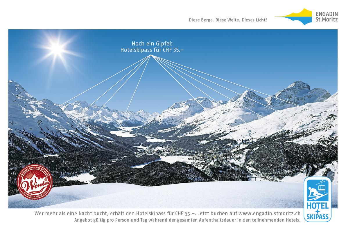 «Hotel und Skipass» - Angebot im Fokus Slide 2