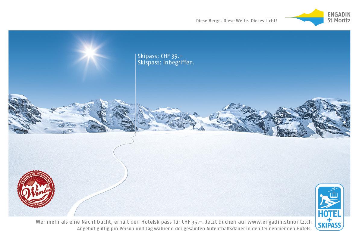 «Hotel und Skipass» - Angebot im Fokus Slide 3