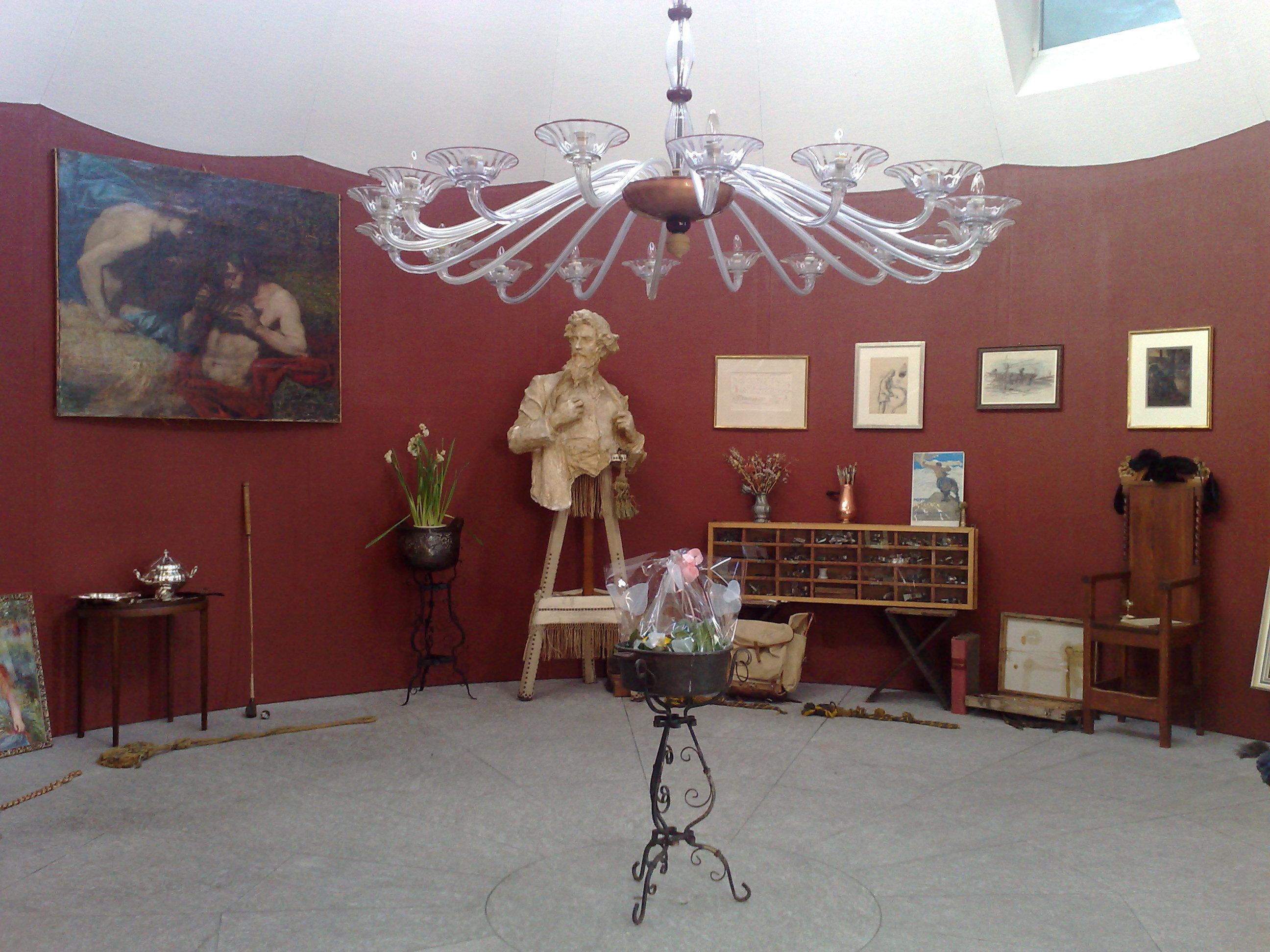 Atelier Segantini Slide 1