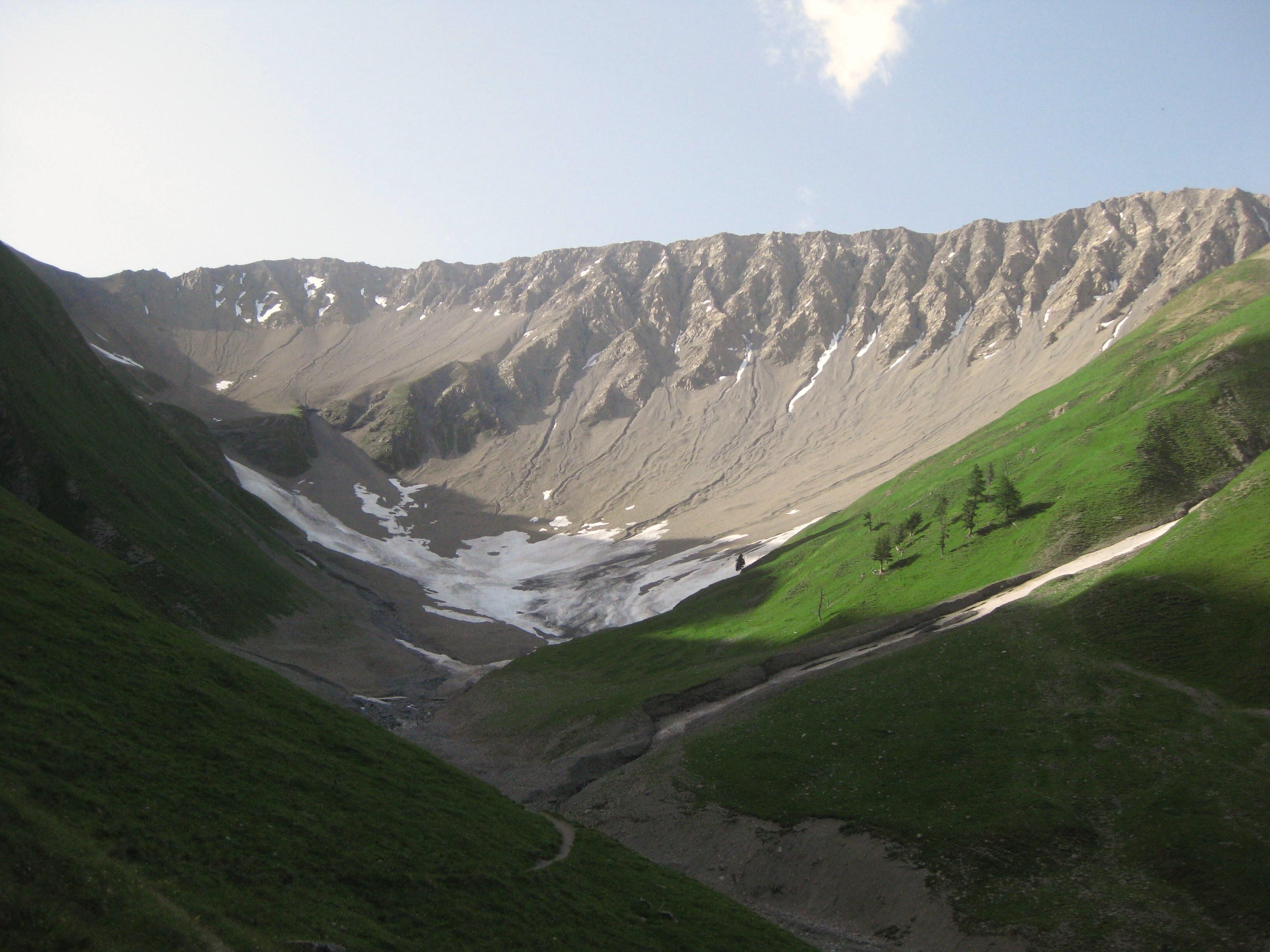 Swiss National Park Slide 1
