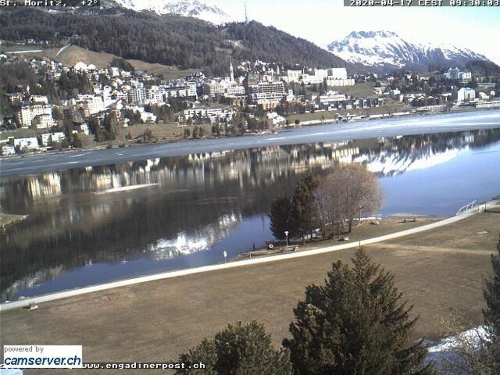 Lake St. Moritz