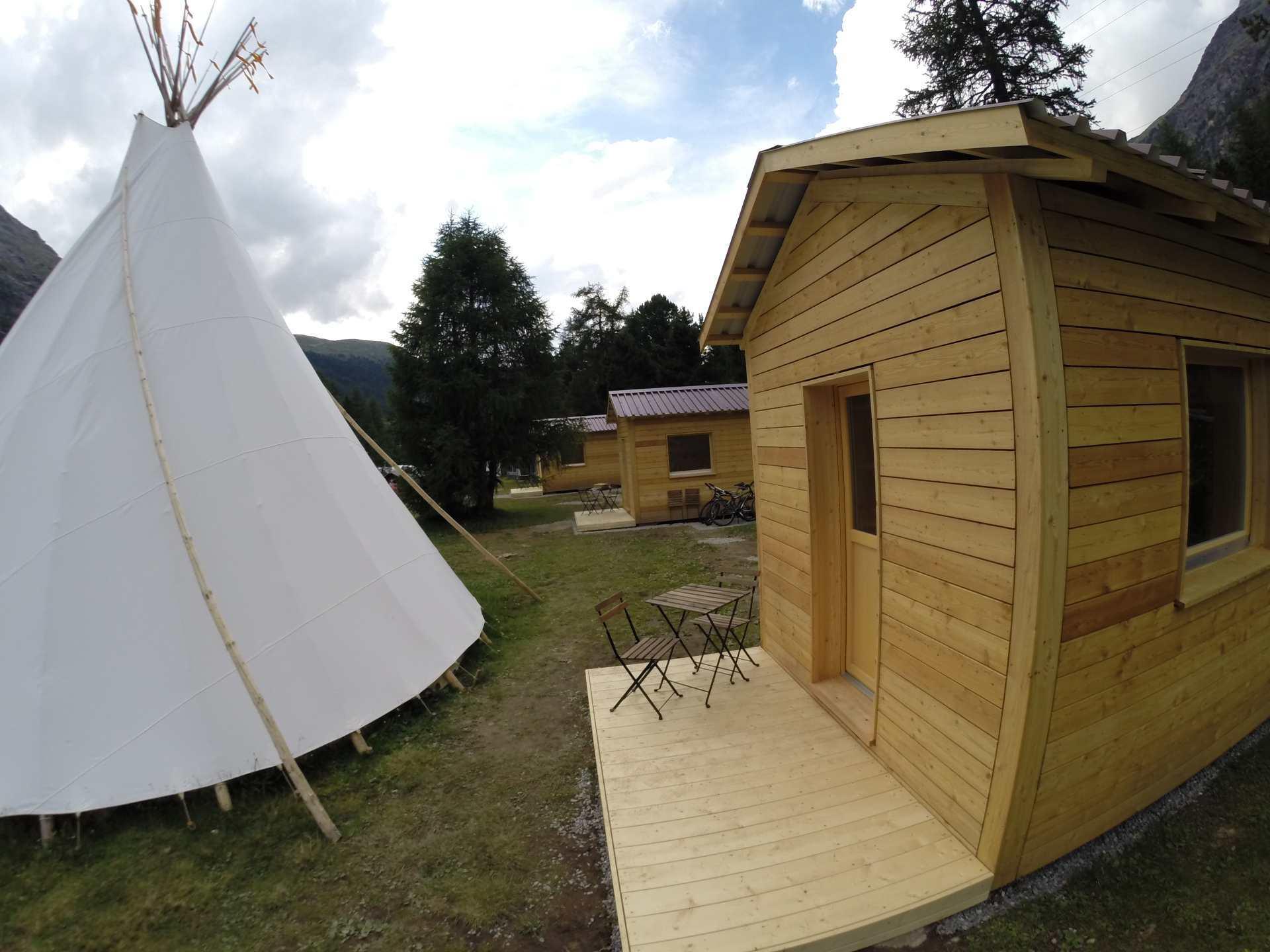 Camping Morteratsch Slide 4