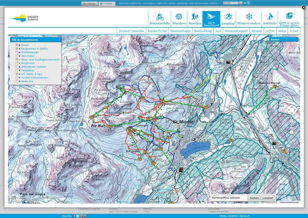 Erweiterung: «Interaktive Karte» Slide 1