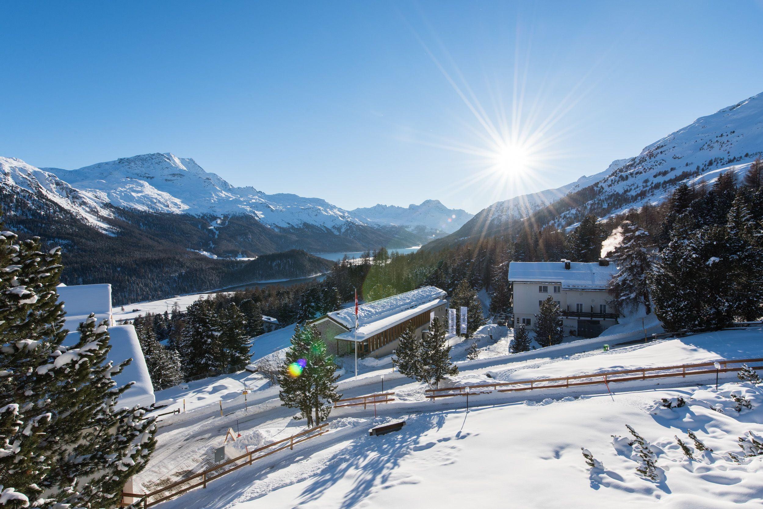Berghotel Randolins - Tango im Schnee