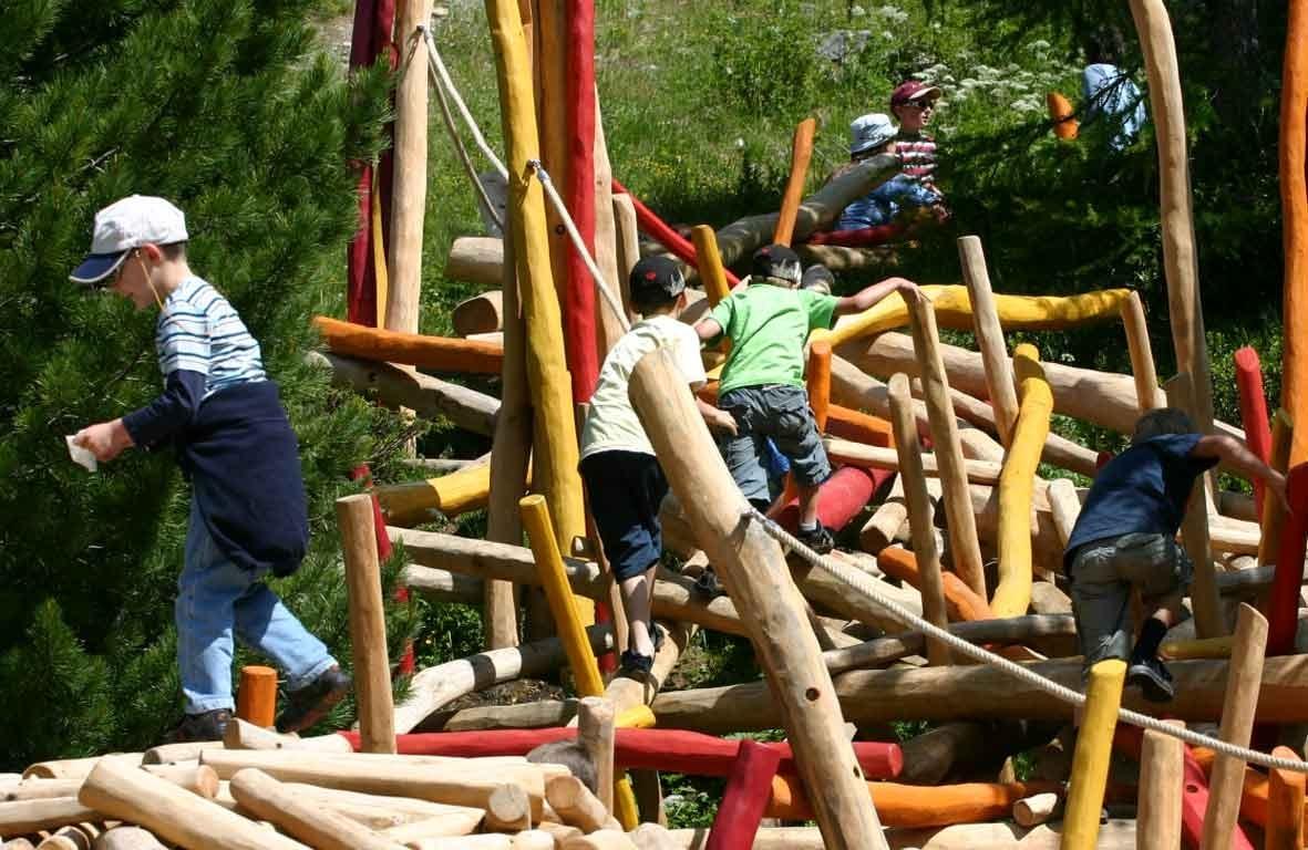 KuKuk Spielplatz Slide 5