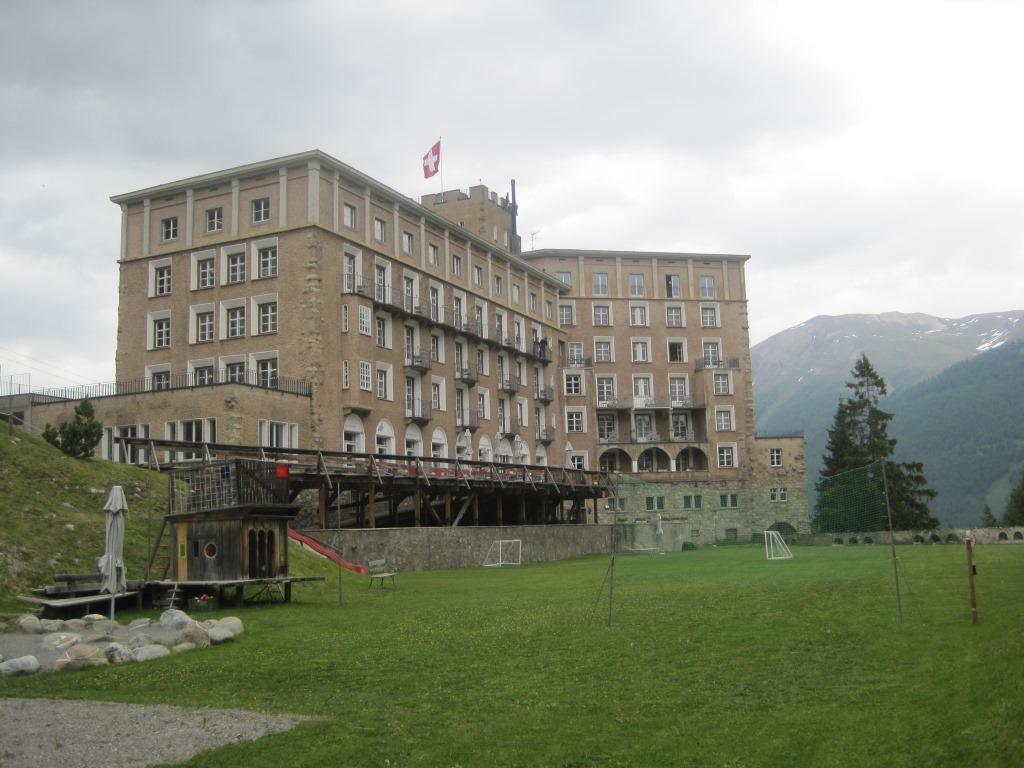Kinderspielplatz im Hotel Castell Slide 1