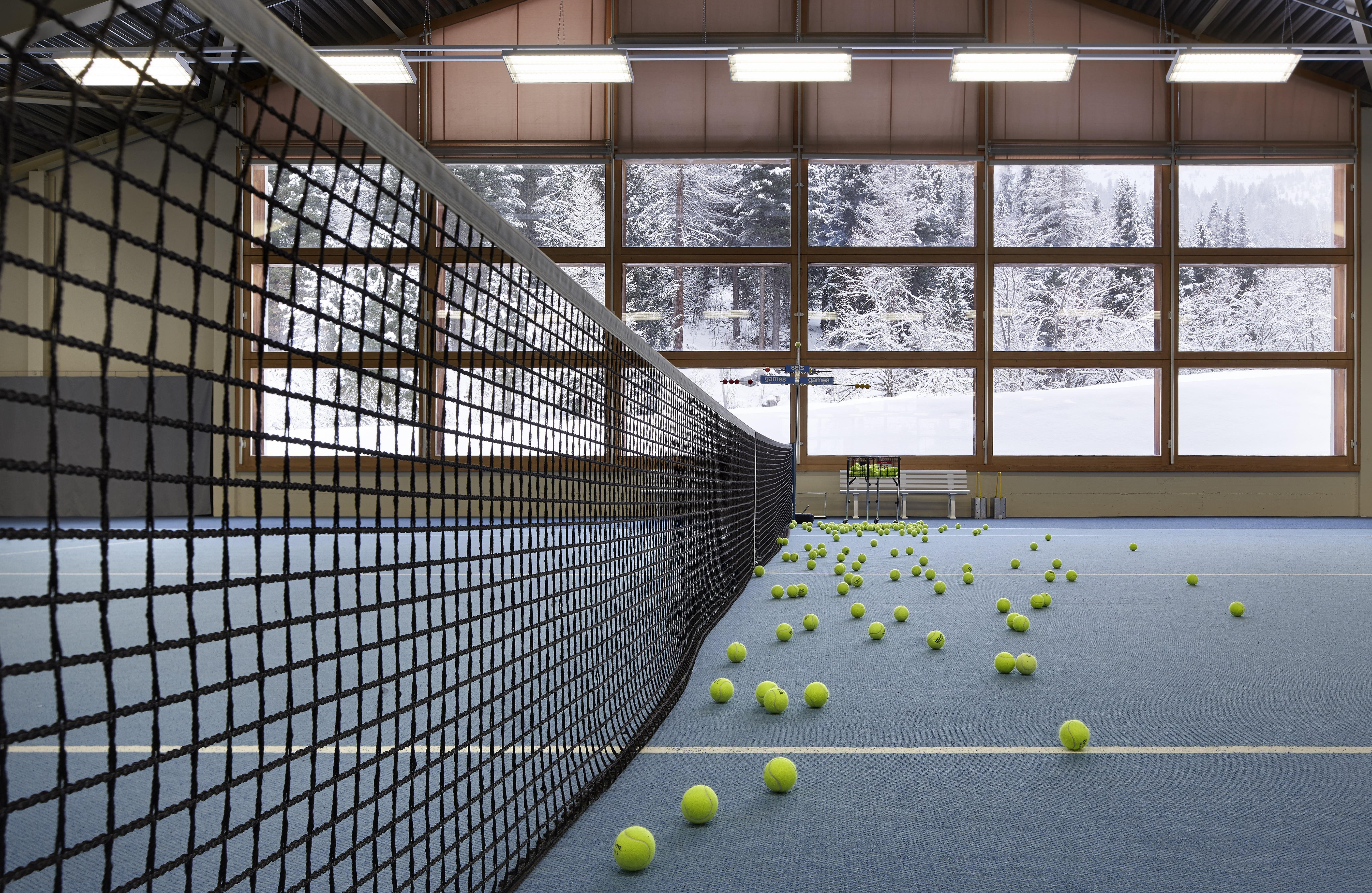 Tennis & Squash Center St. Moritz