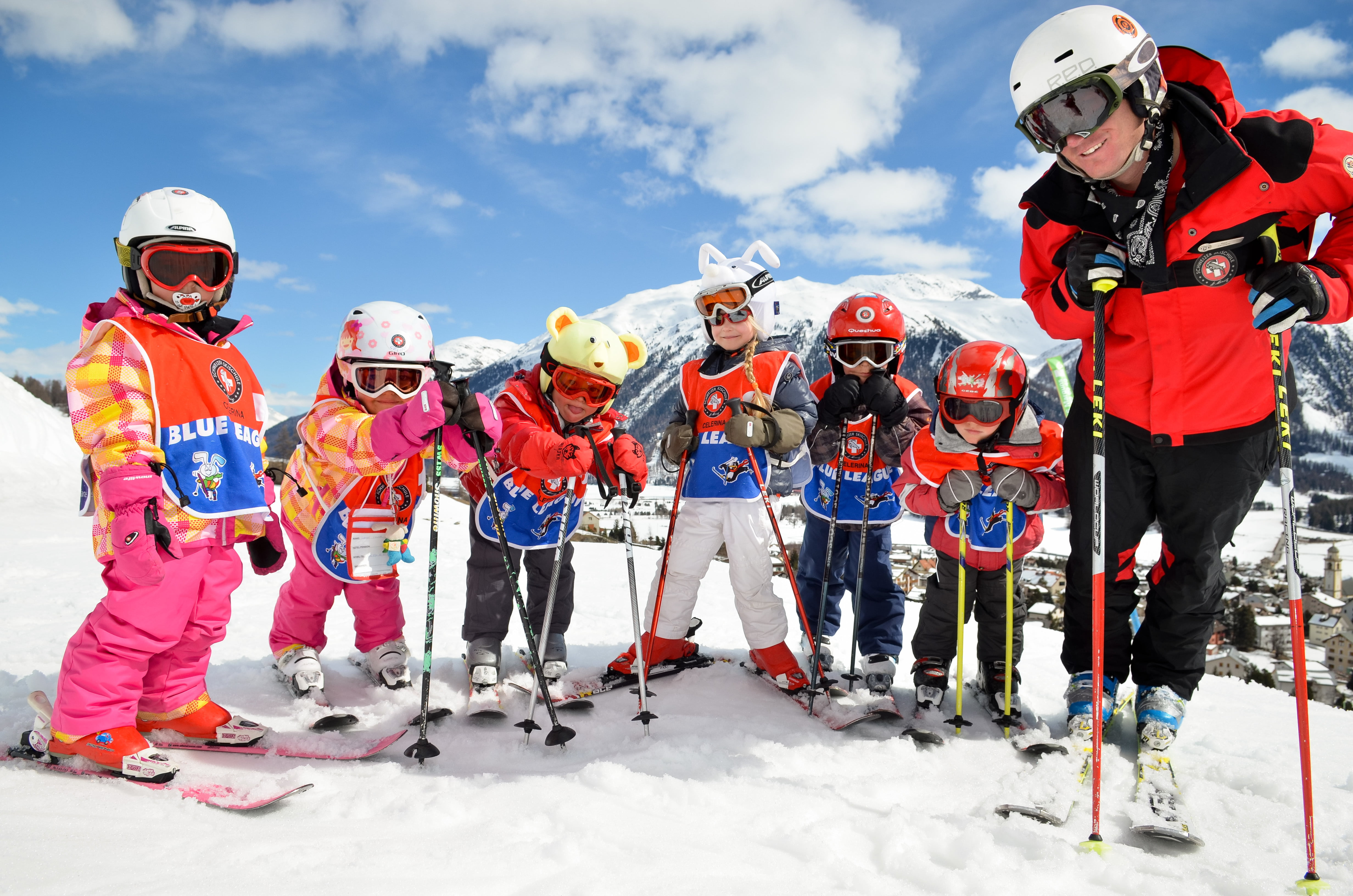 Overview of ski schools