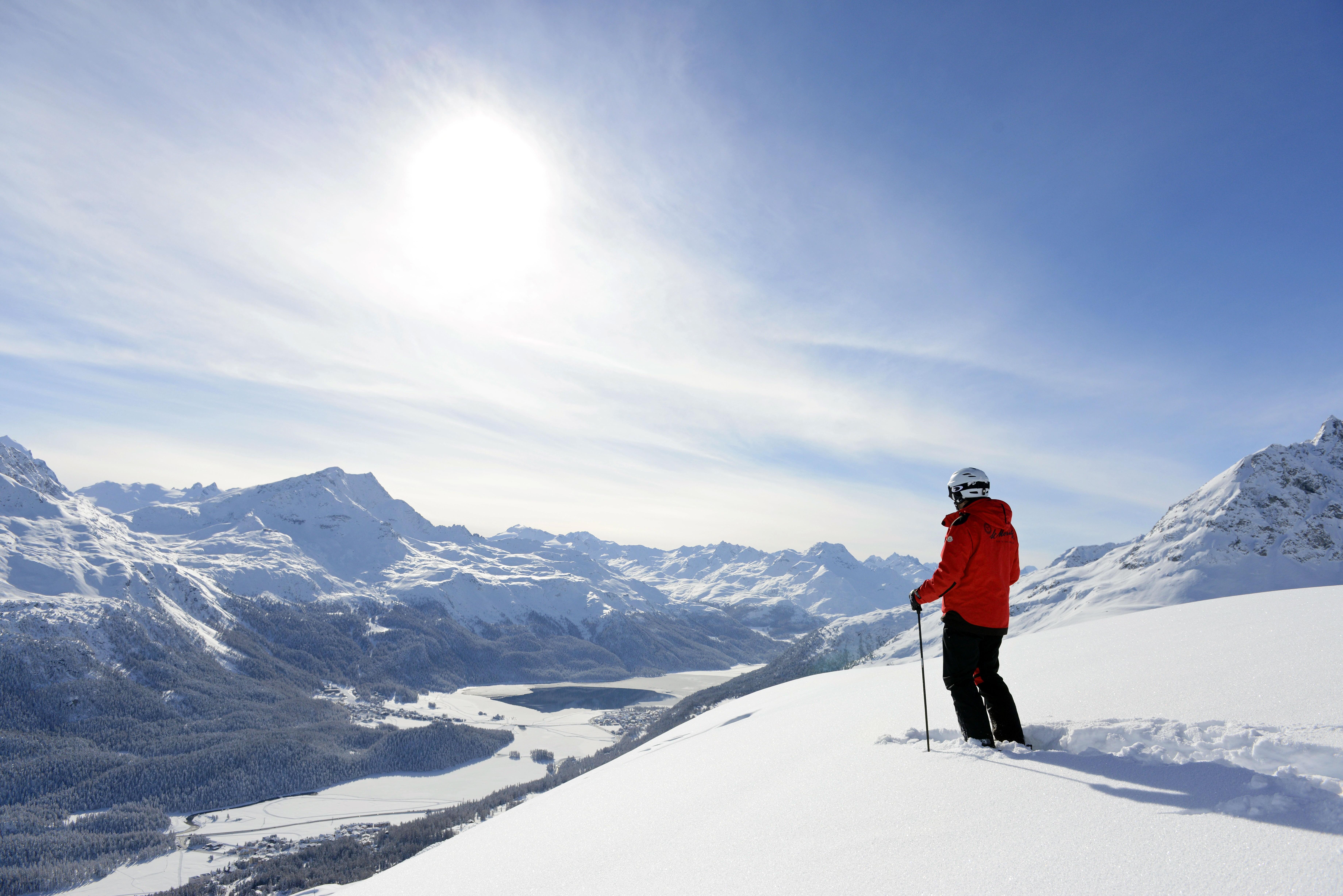 Schweizer Skischule St. Moritz Slide 2