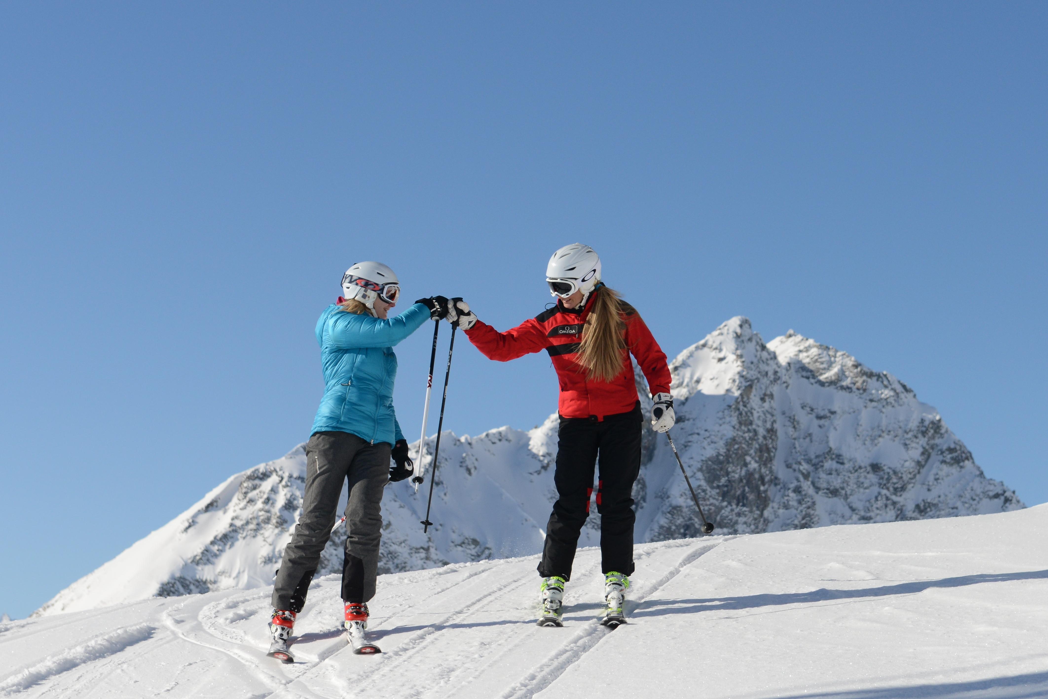Schweizer Skischule St. Moritz Slide 3