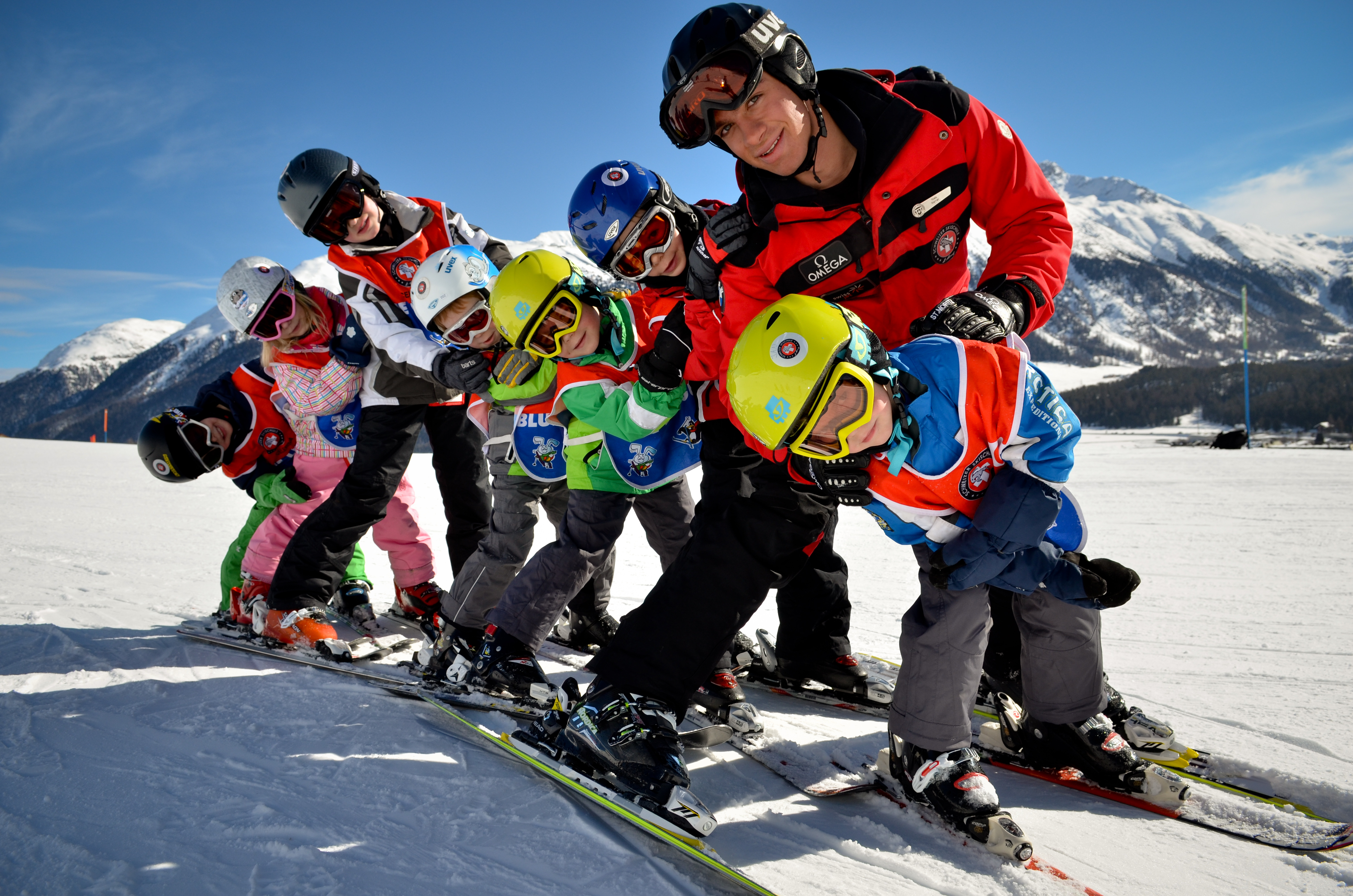 Schweizer Skischule St. Moritz Slide 6