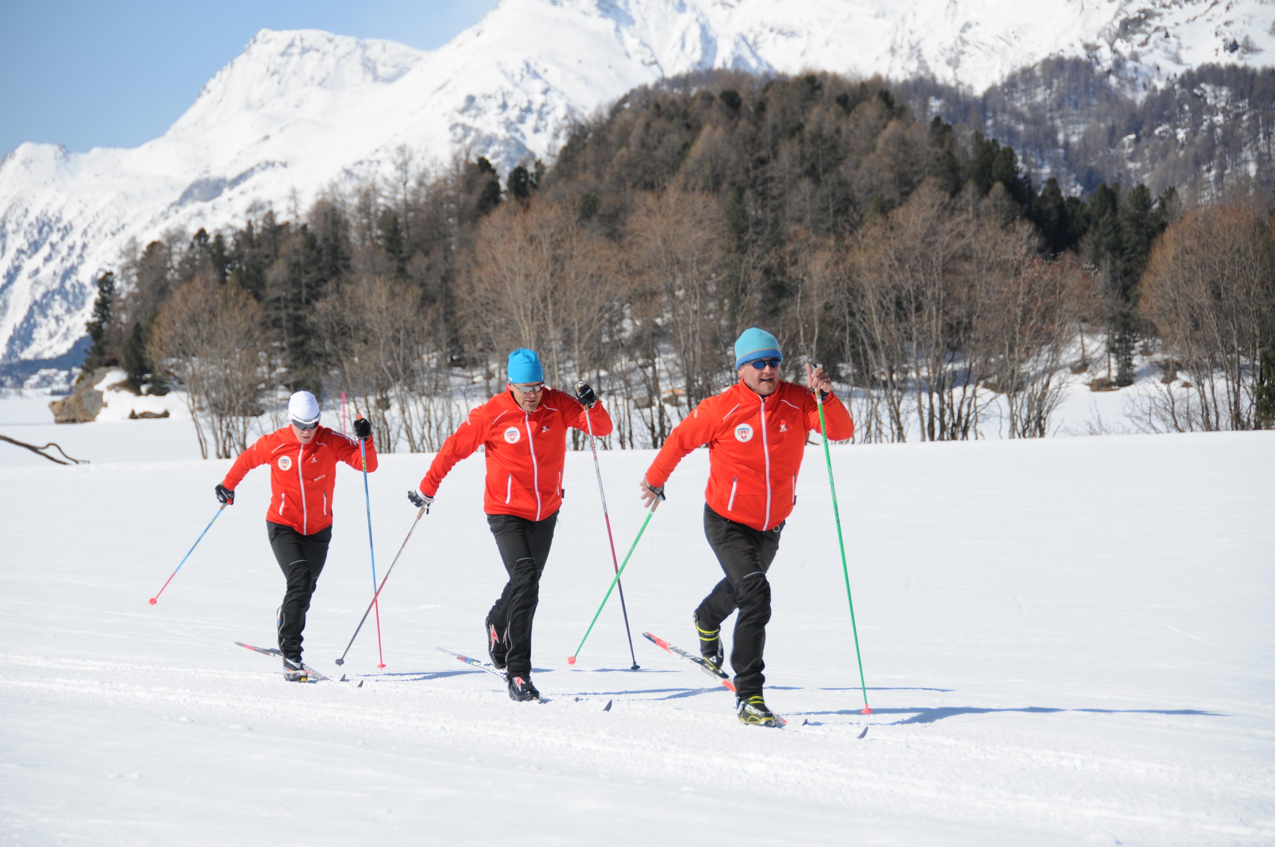 Langlaufschule Schweizer Skischule Corvatsch AG Slide 2