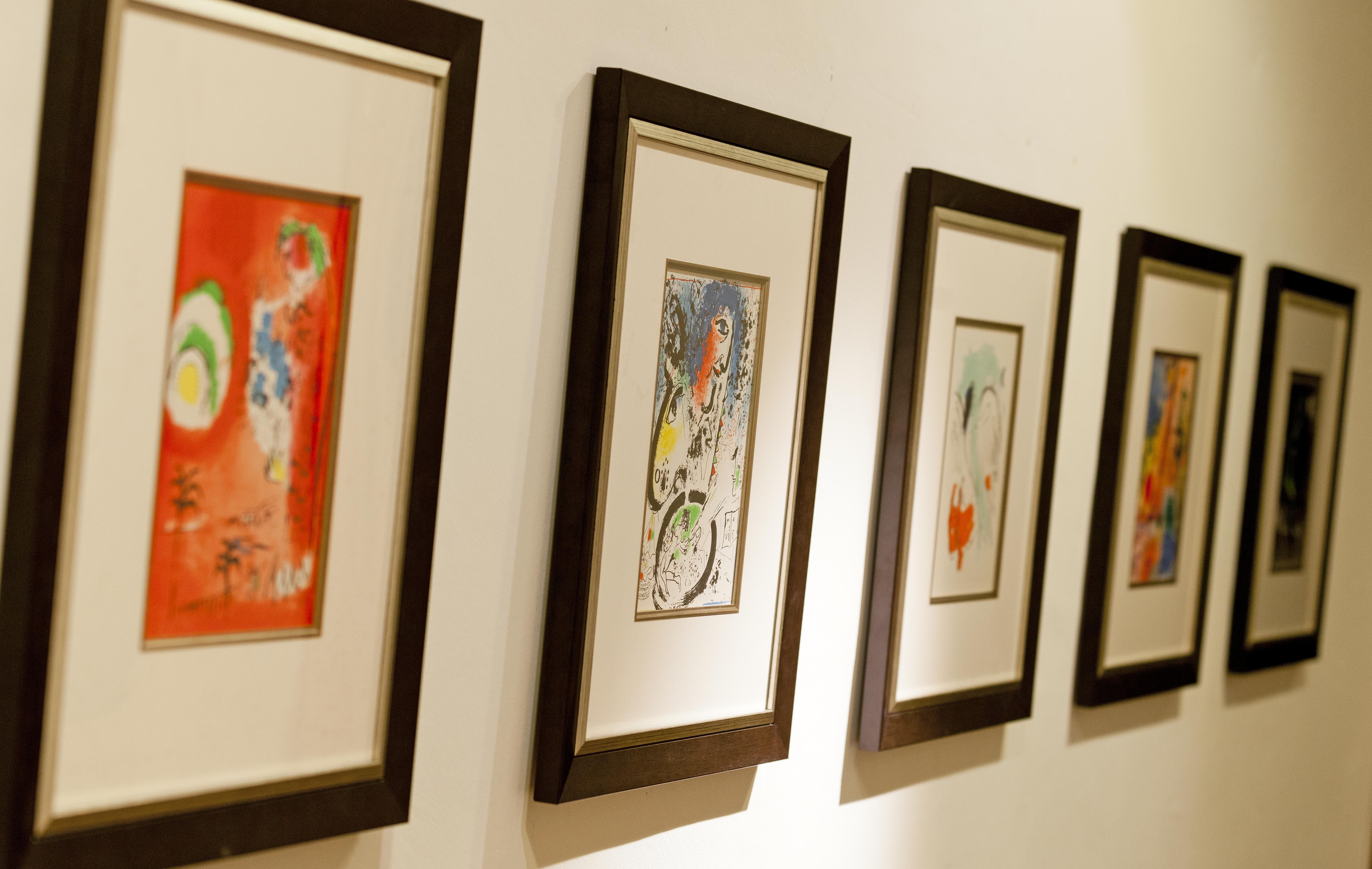 Ausstellung im Art Boutique Hotel Monopol Slide 2