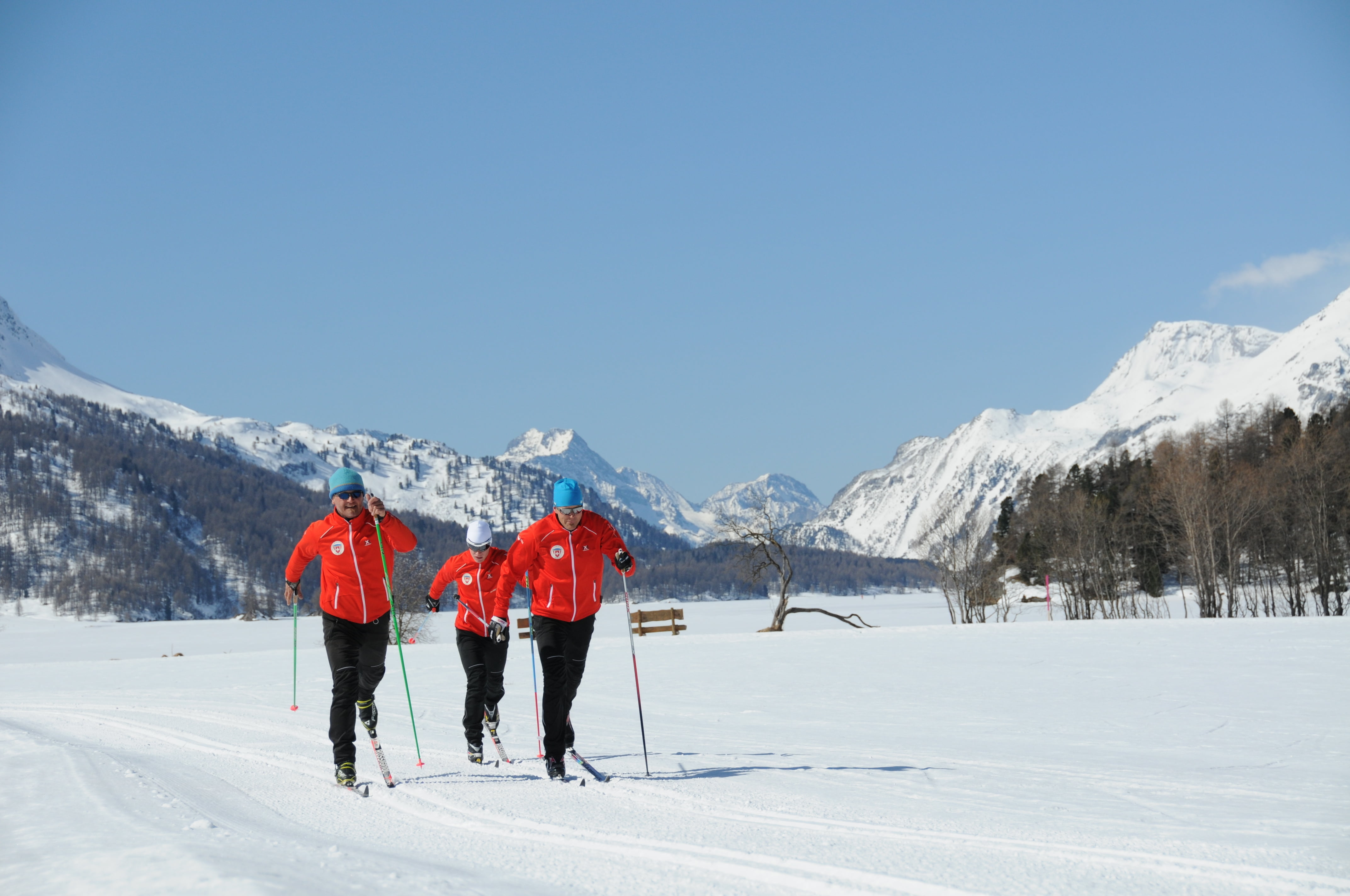 Cross-country ski schools