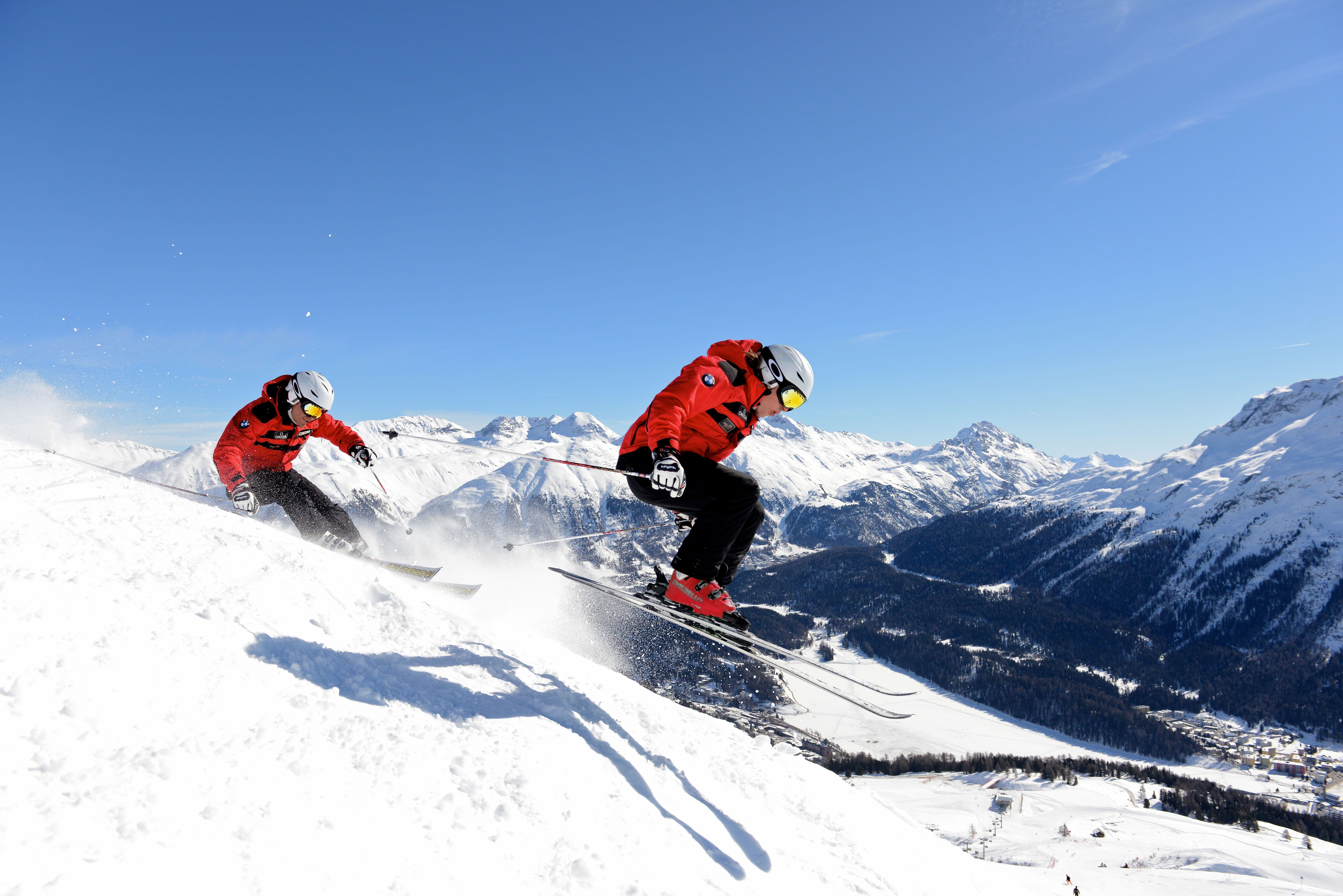 Schweizer Skischule St. Moritz Slide 7