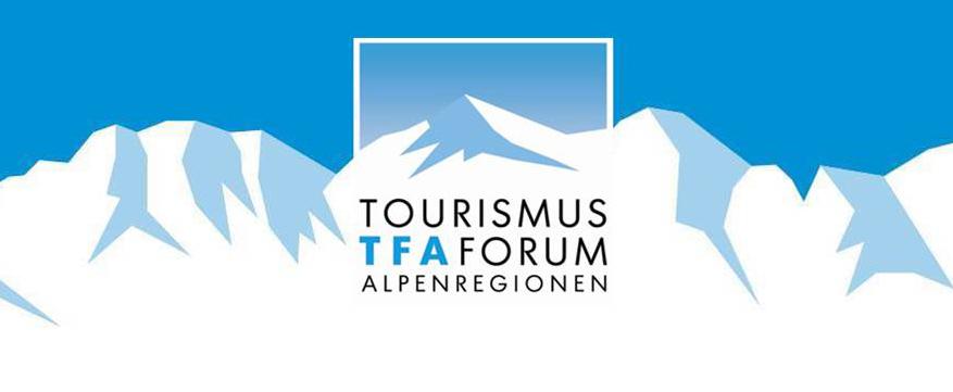 Tourismus Forum Alpenregion Slide 1