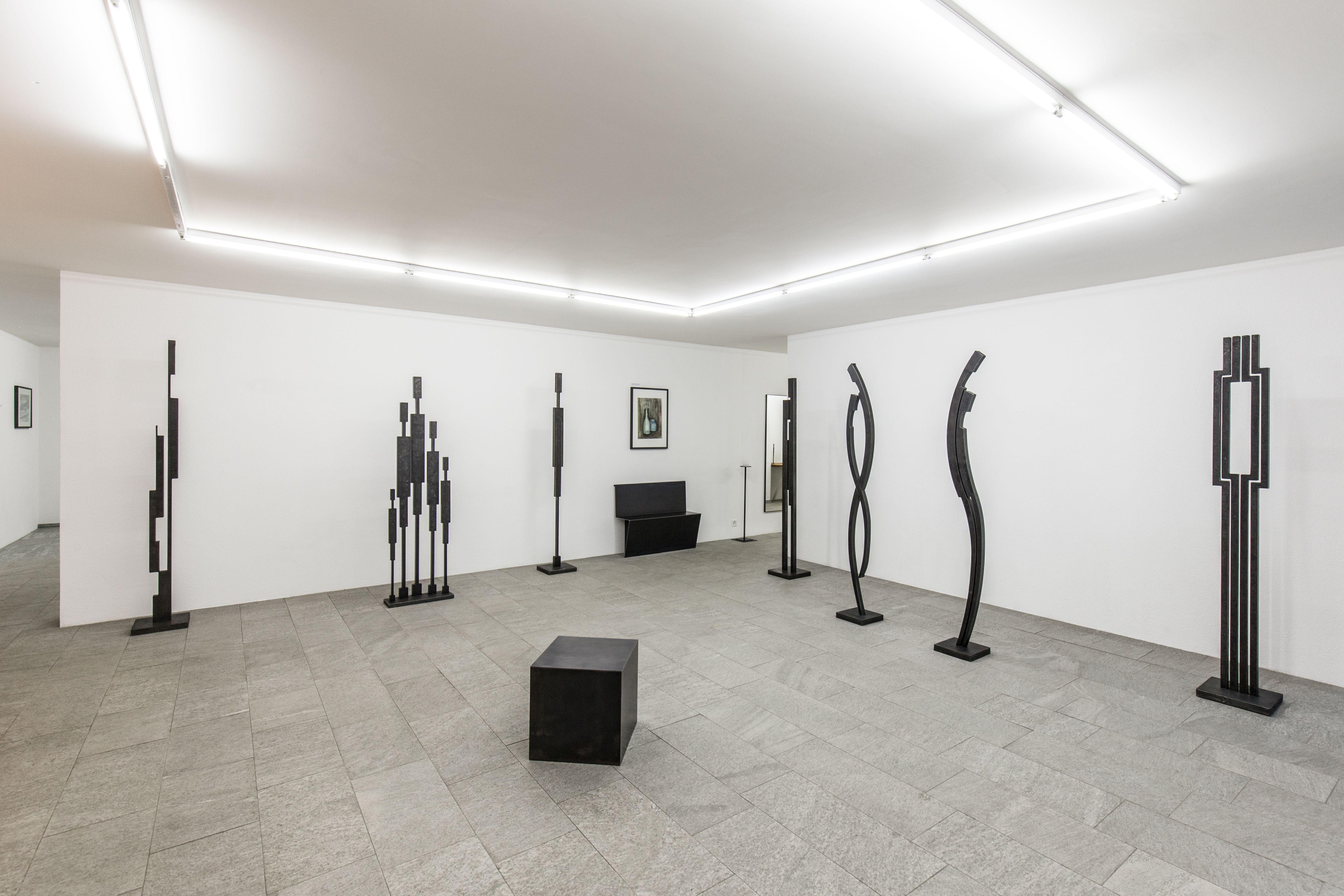 Galerie Enrico Giacometti Slide 1