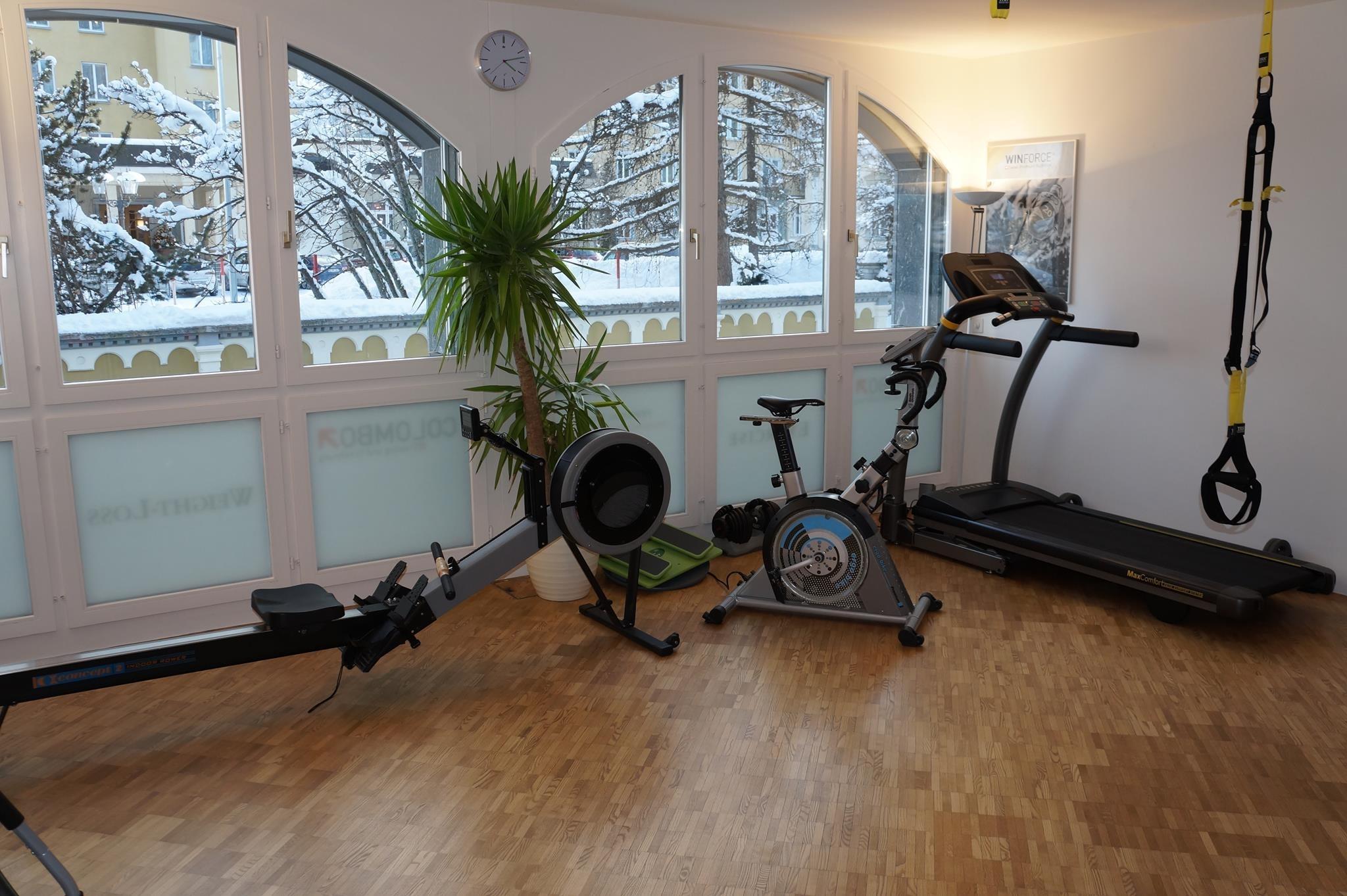 Personal Training St. Moritz Slide 2