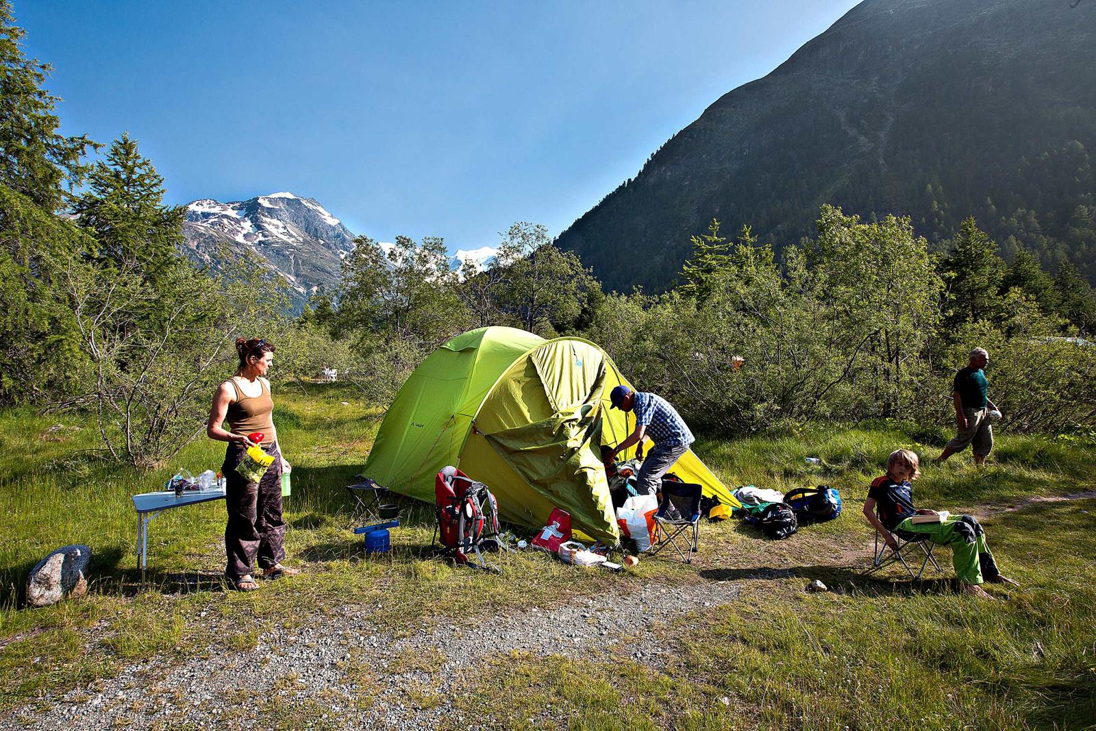 Camping Morteratsch Slide 8