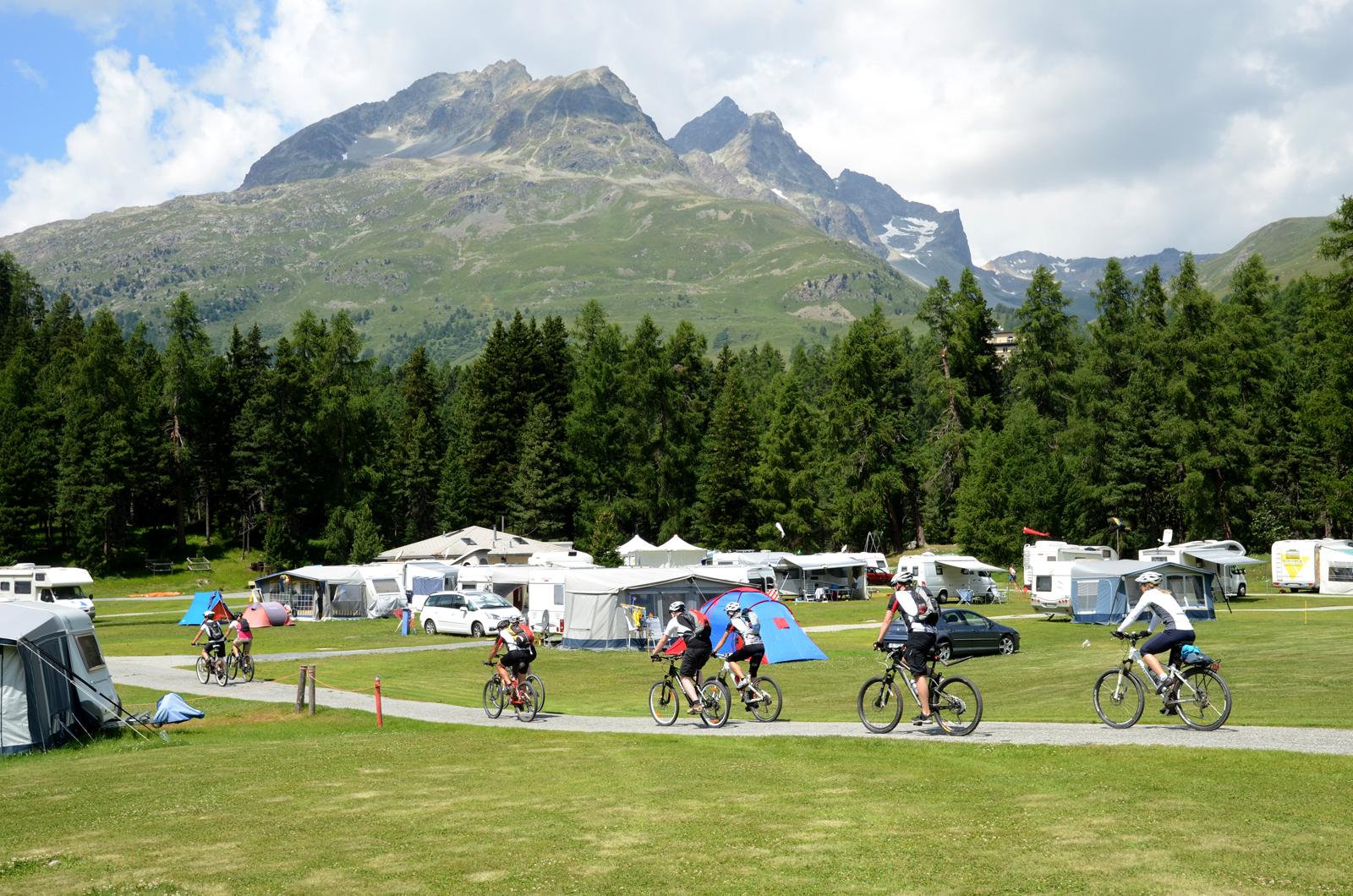 TCS Camping St. Moritz Slide 4