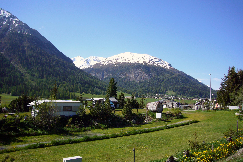Camping Madulain, Madulain