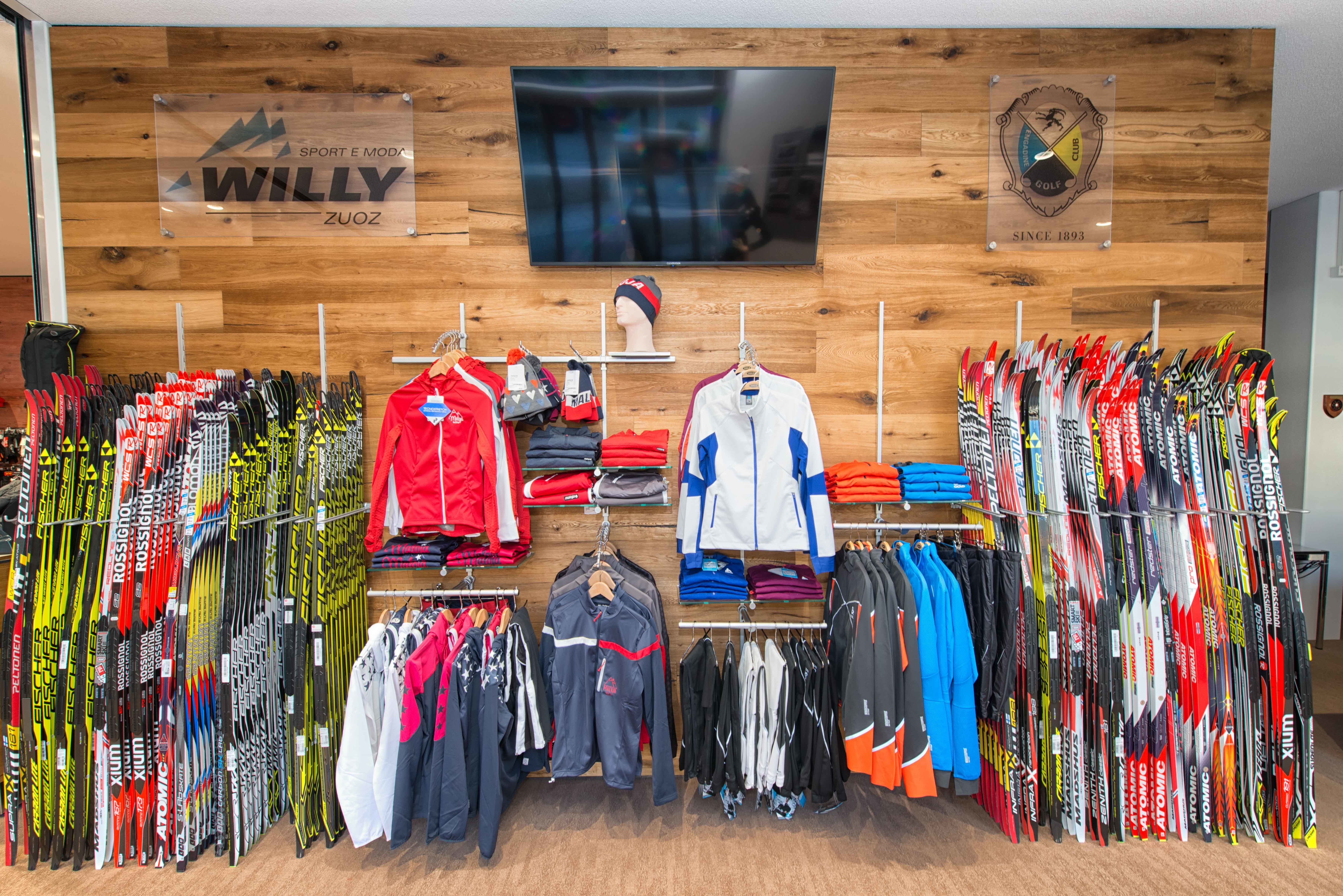 Willy Sport Nordic Shop Slide 2