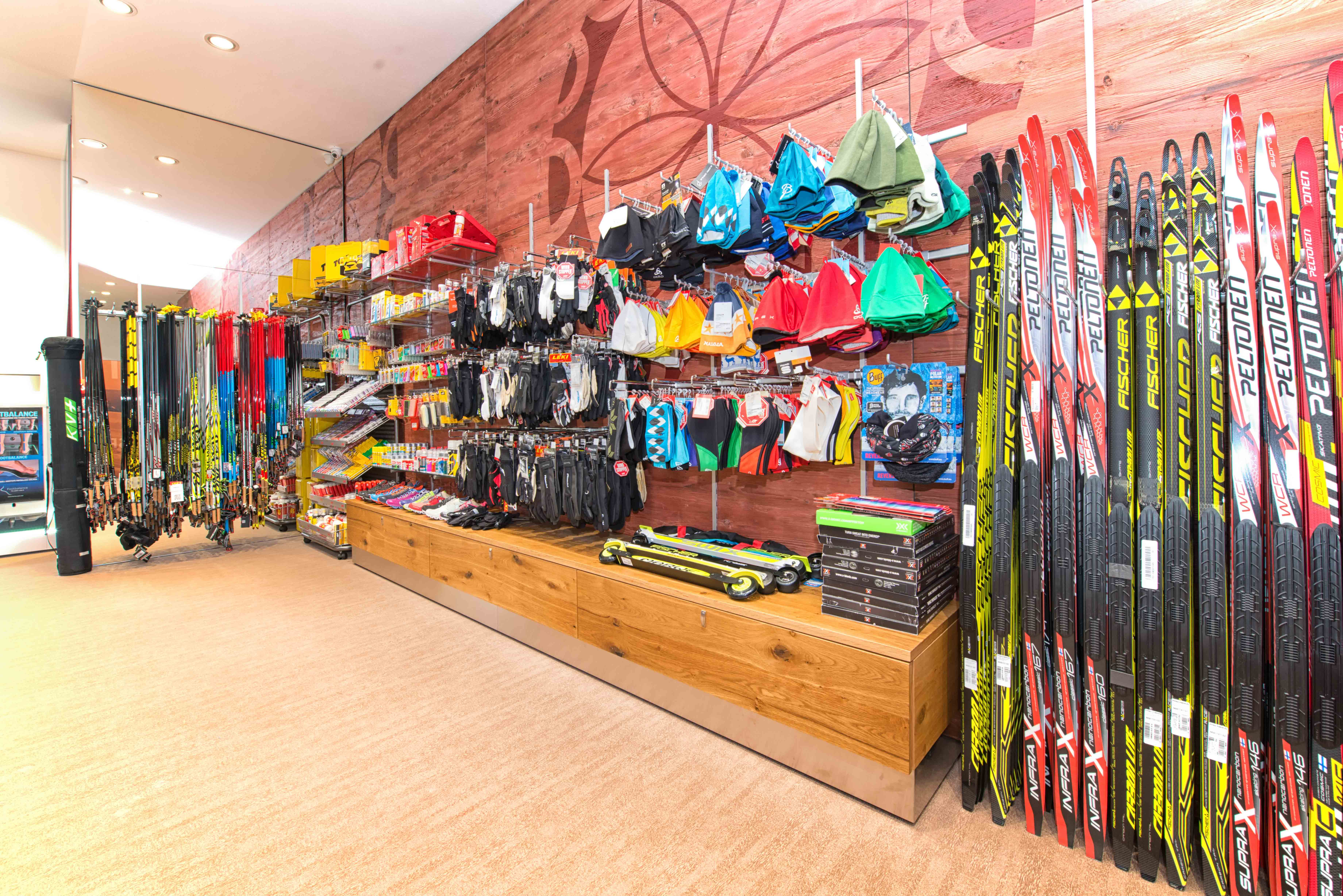 Willy Sport Nordic Shop Slide 3