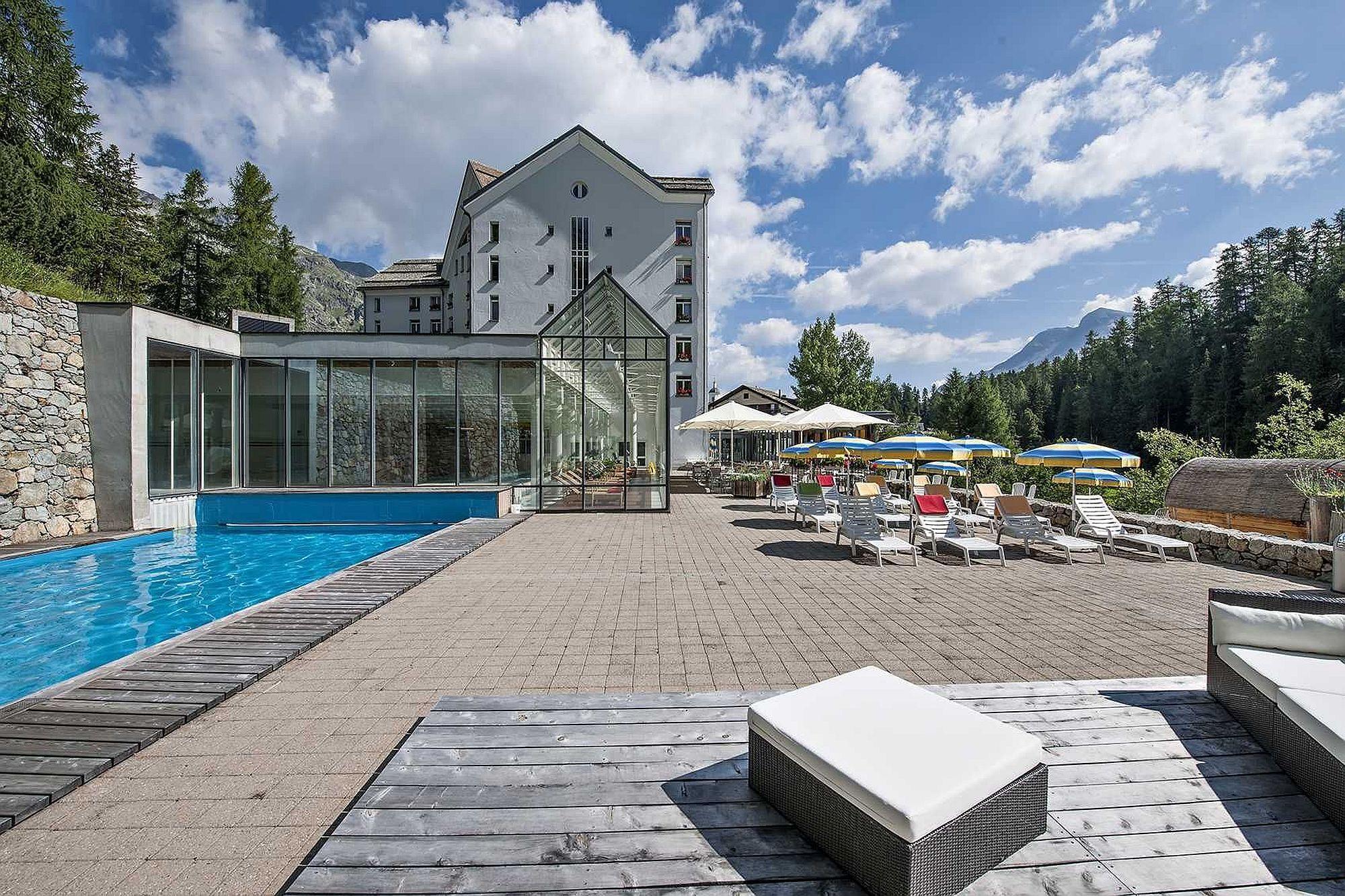 Arenas Resort Schweizerhof (Wellness) Slide 2