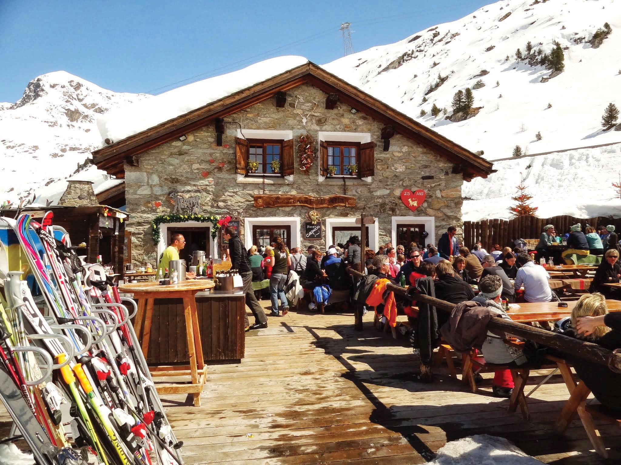 Restorant Alpetta