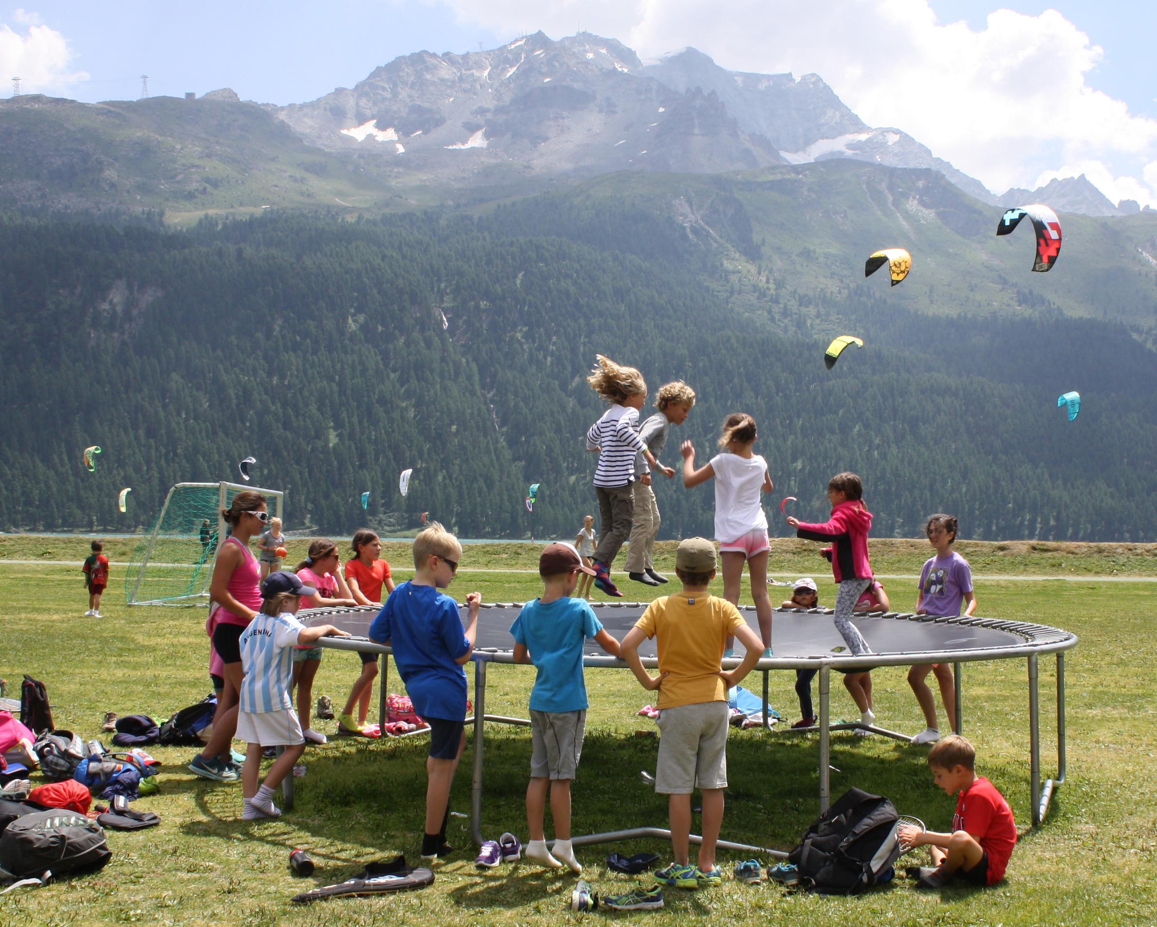 Engadin Kids Sport Camps Slide 2