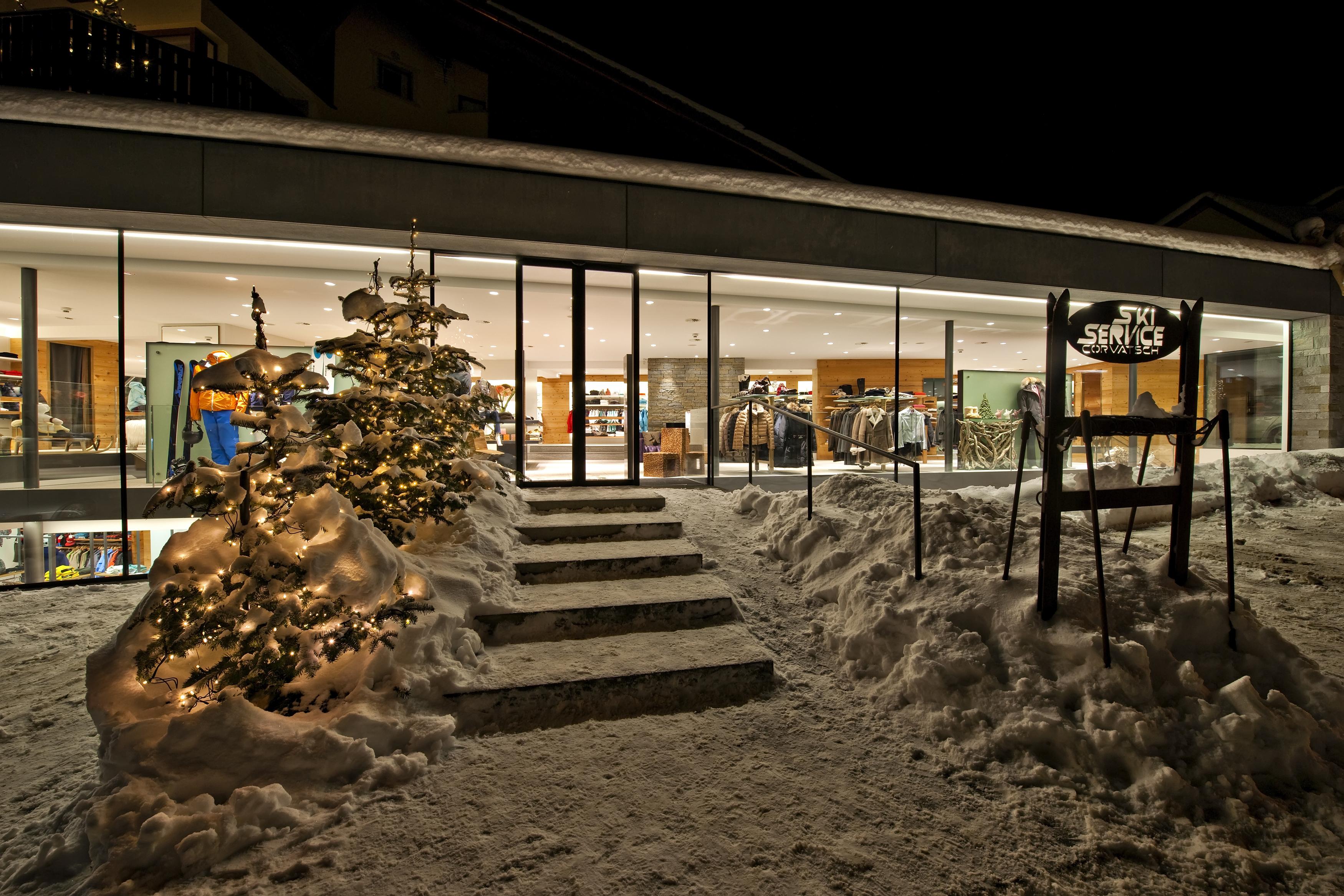 Skiservice Corvatsch Slide 2