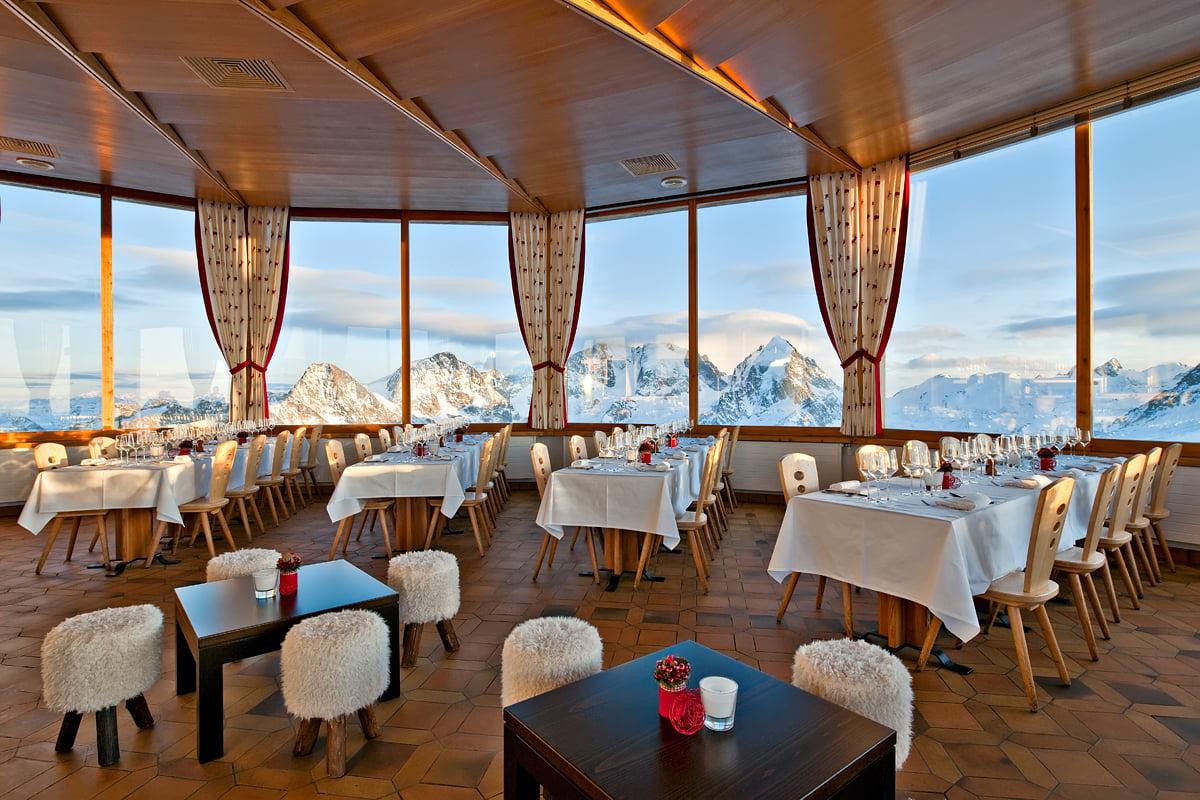 Restaurant 3303, Corvatsch