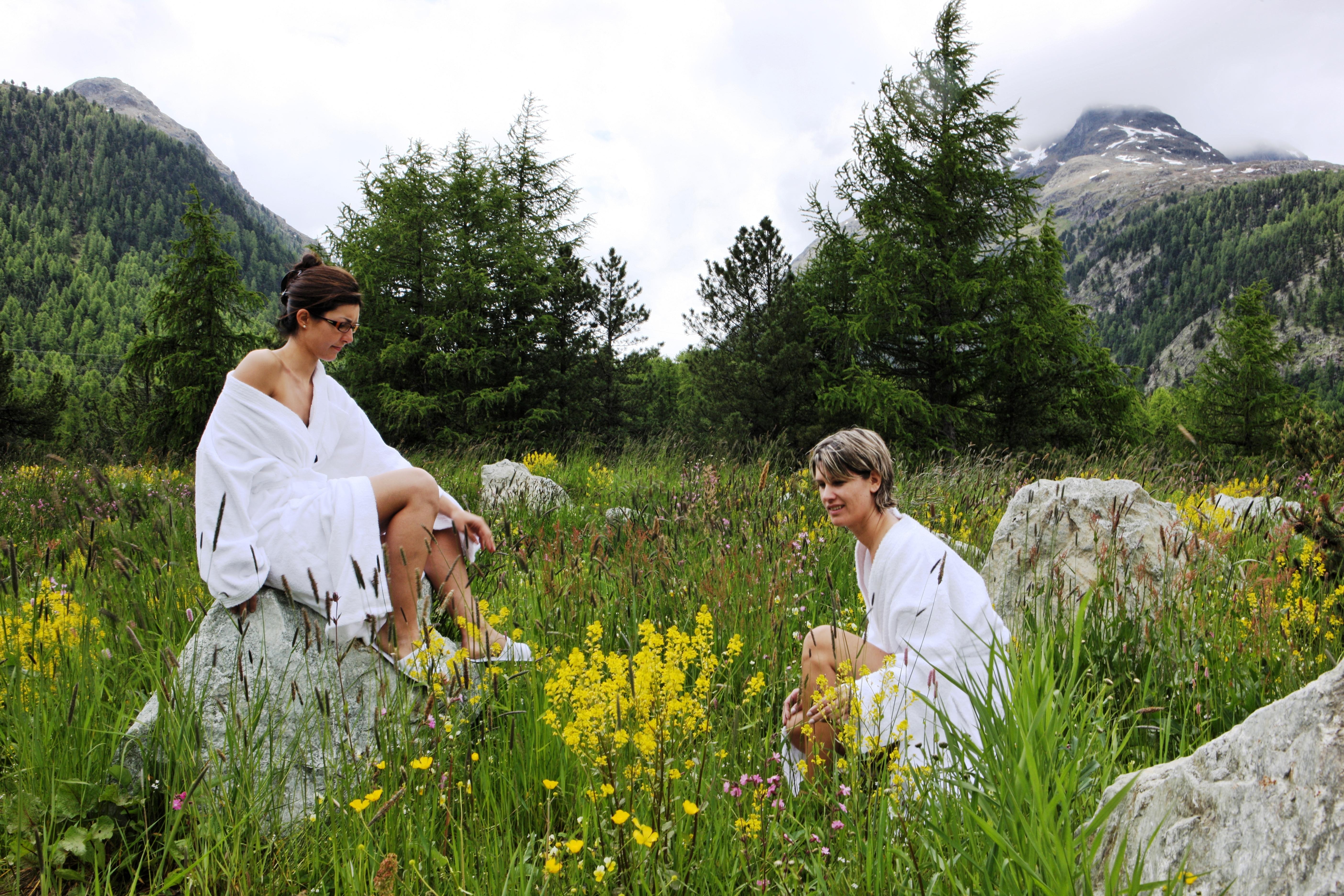 Bellavita Erlebnisbad und Spa - Wohlfühl-Massagen Slide 2