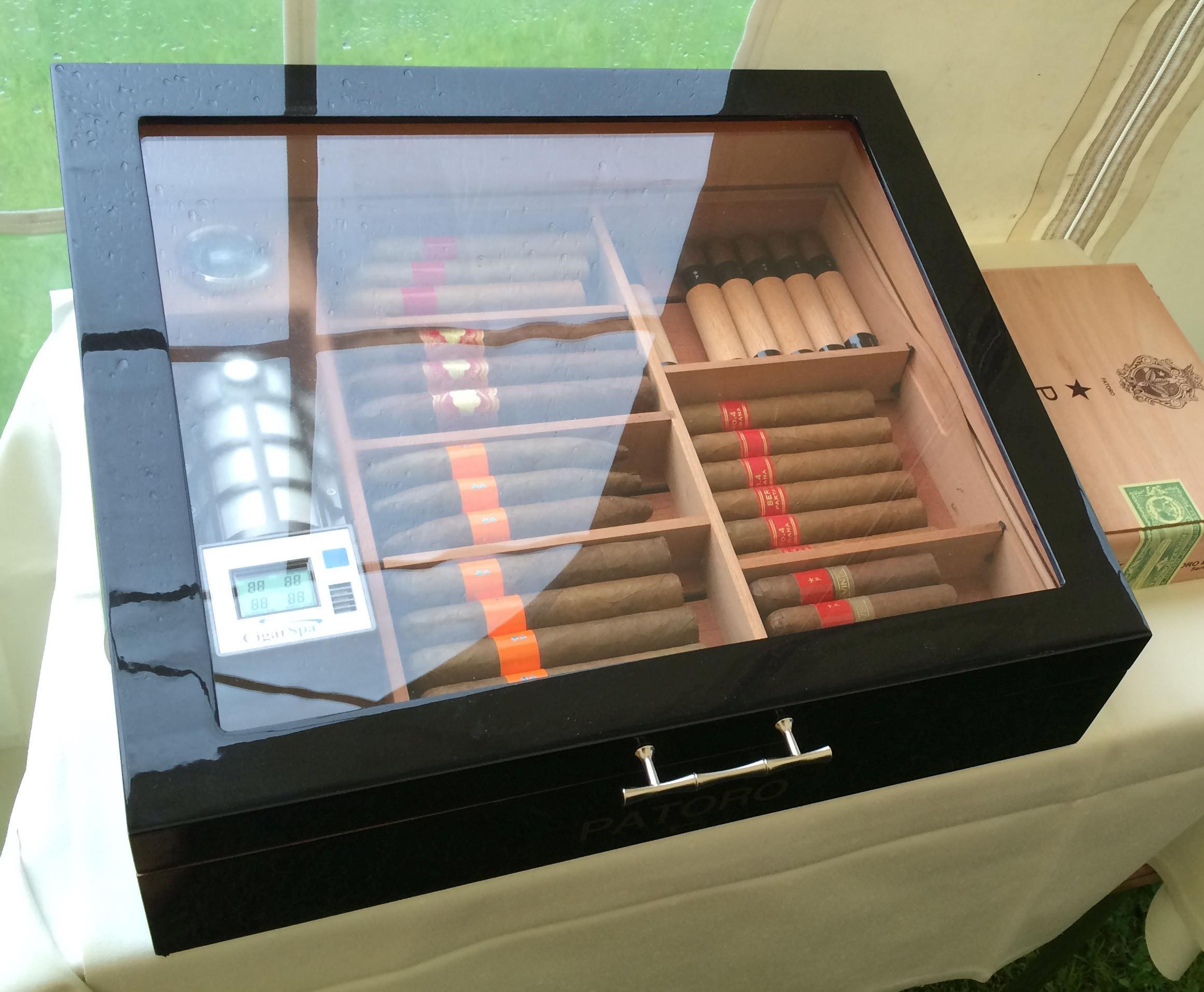 Zigarren Service Engadin Slide 1
