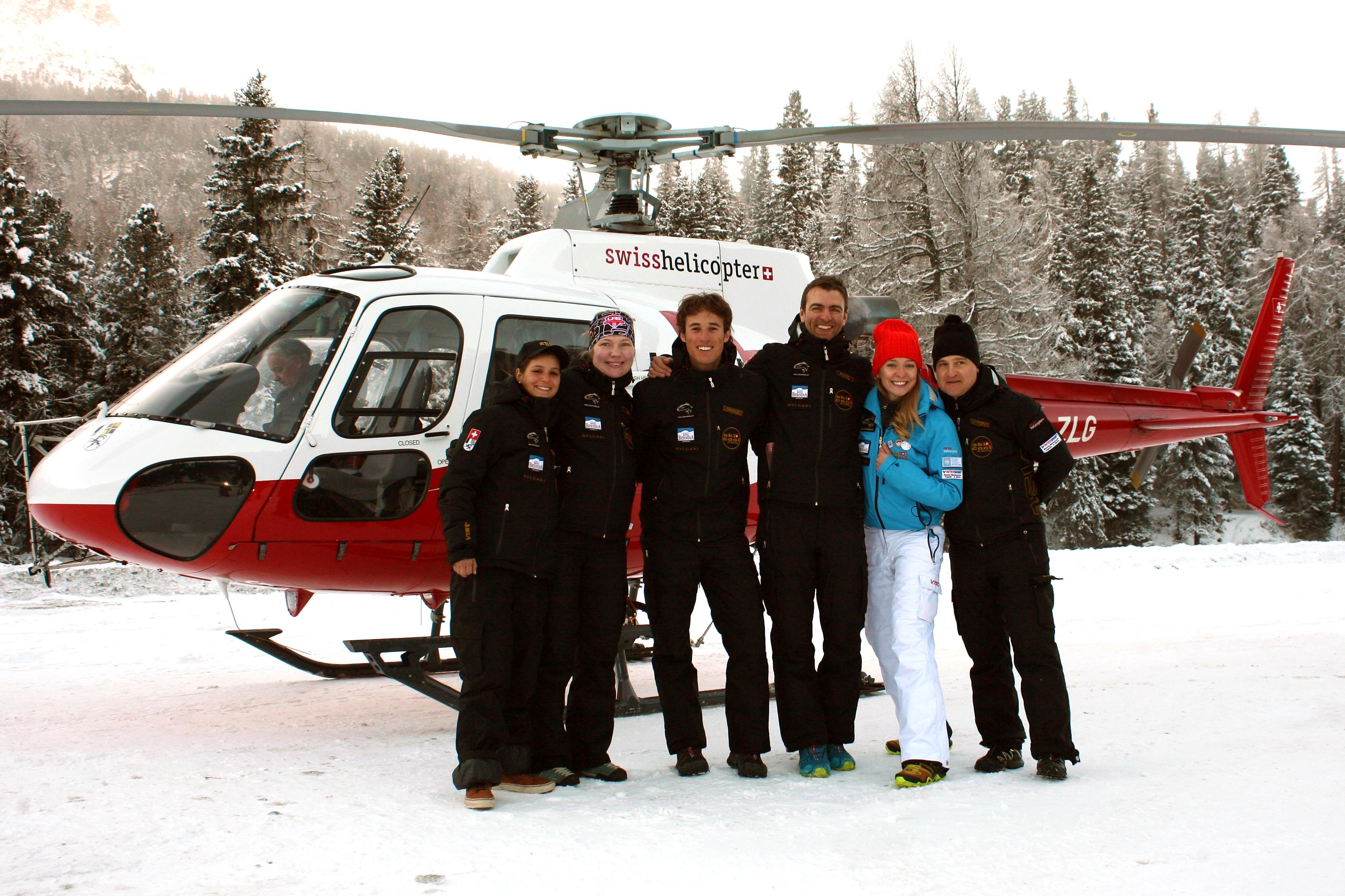 Ski Cool St. Moritz Slide 1