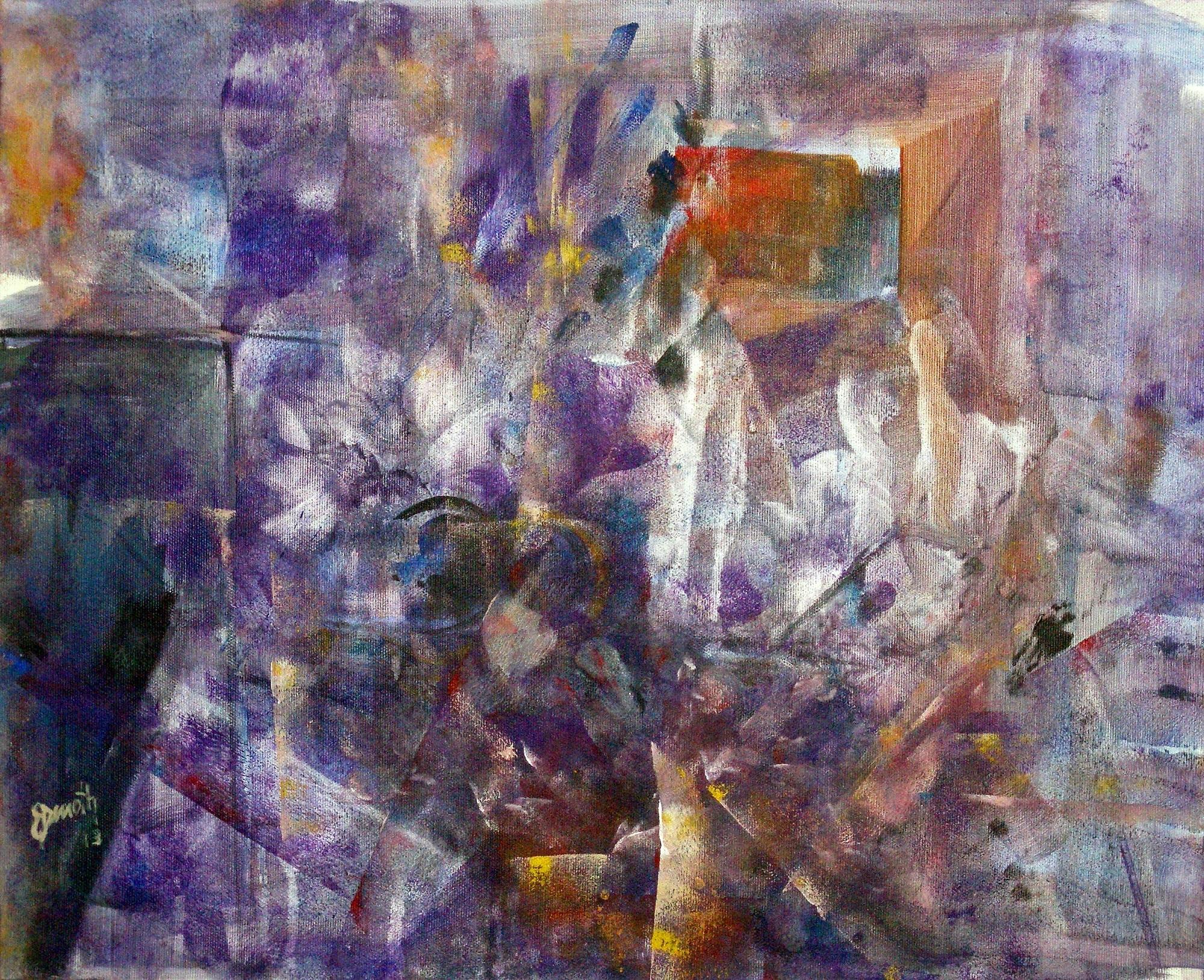 Atelier & Galerie Elena Denoth Slide 2