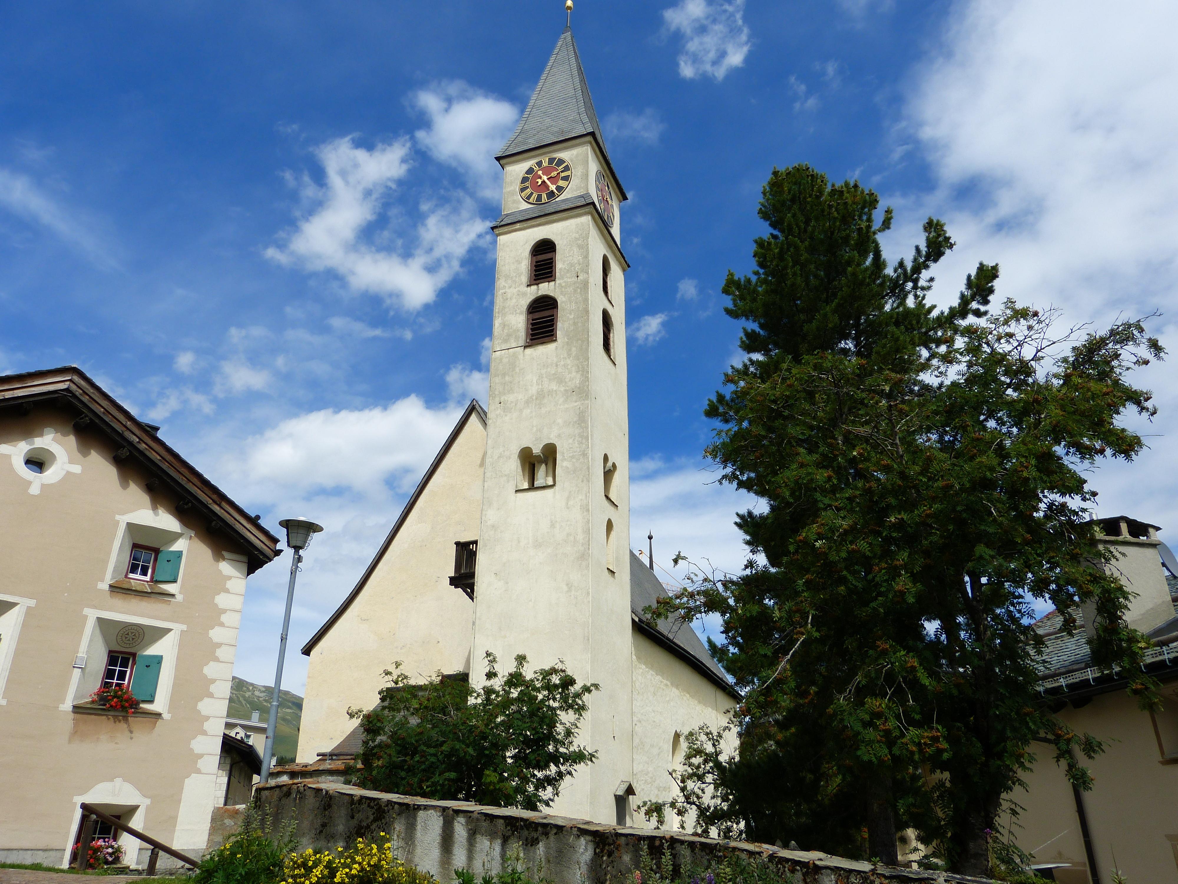 Evangelische Kirche Sta. Maria Slide 2