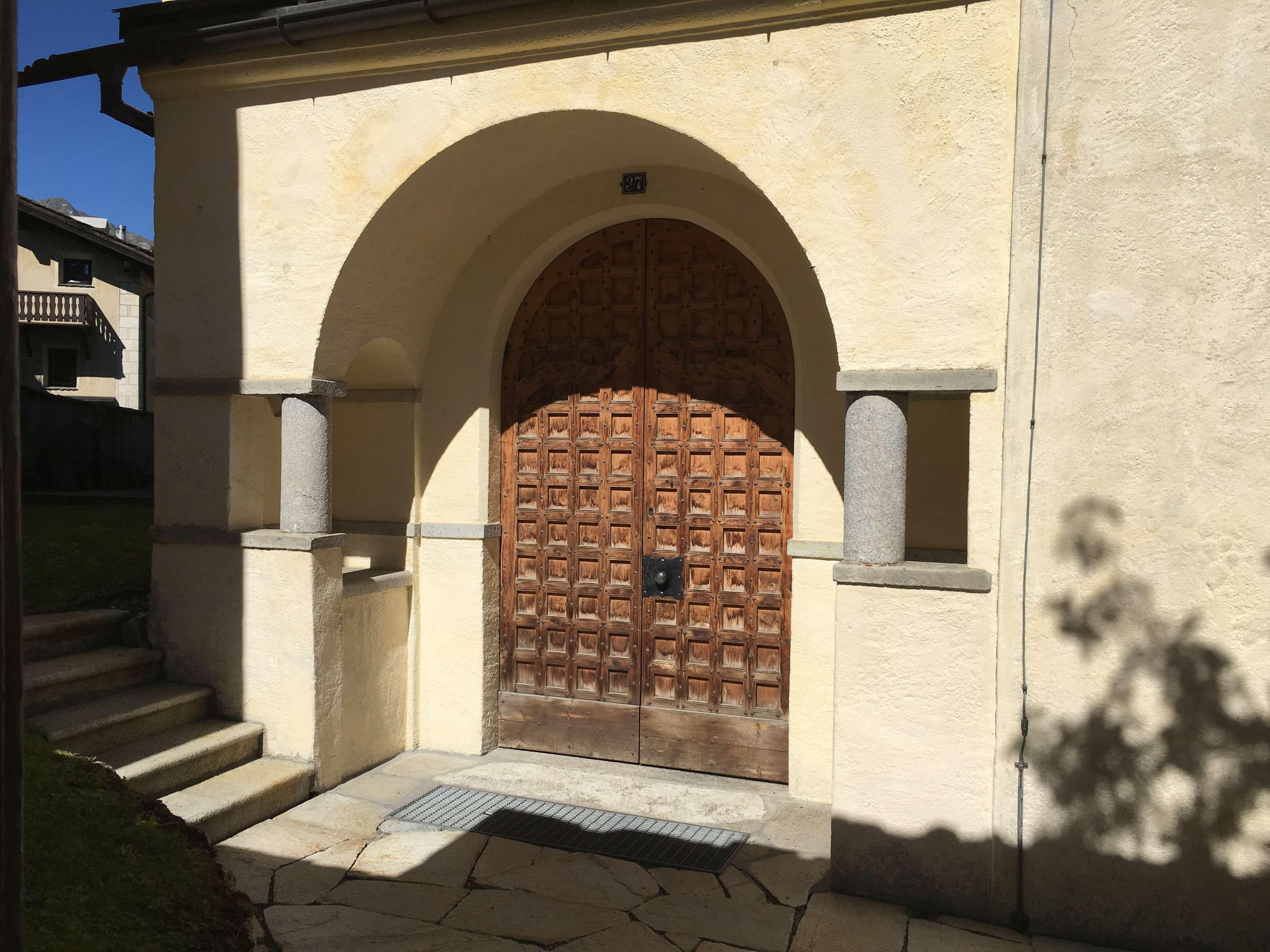 Evangelische Kirche Sta. Maria Slide 4